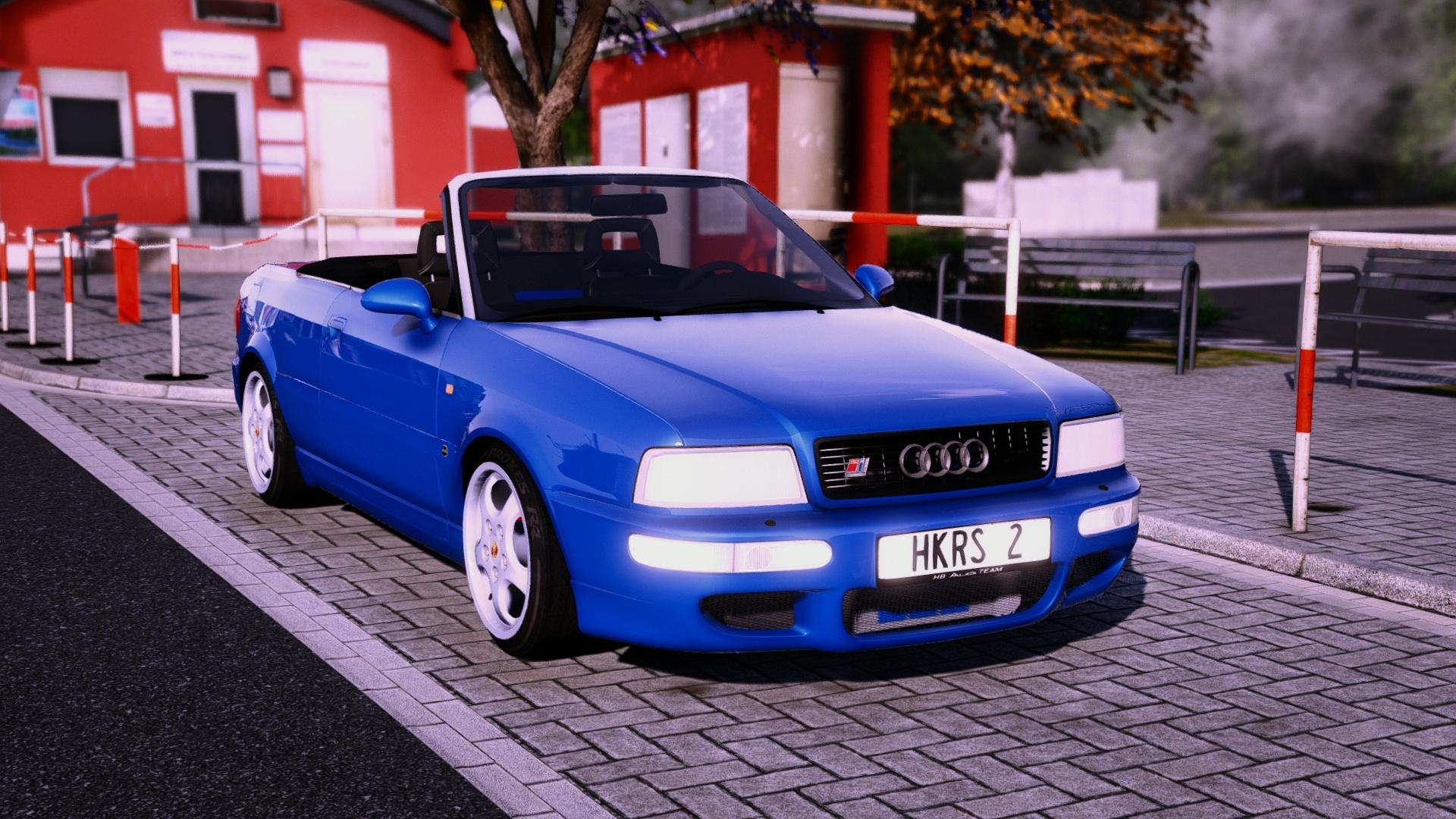 1995 audi 80 cabriolet b4 rs hks add on replace tuning. Black Bedroom Furniture Sets. Home Design Ideas