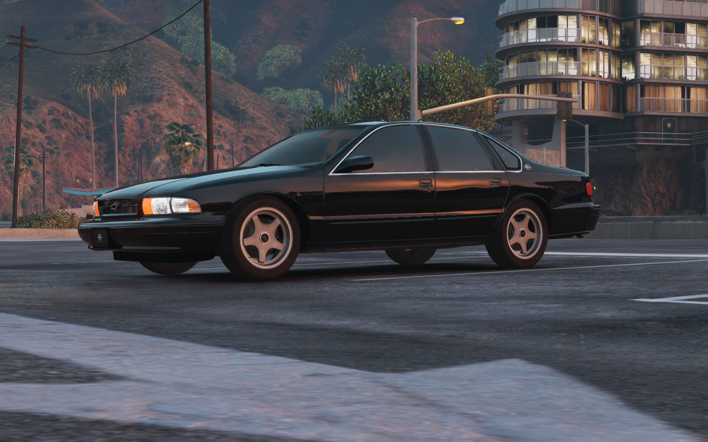 Impala 96 chevy impala : Chevrolet Impala SS '96 [Add-On / Replace | Wipers] - GTA5-Mods.com