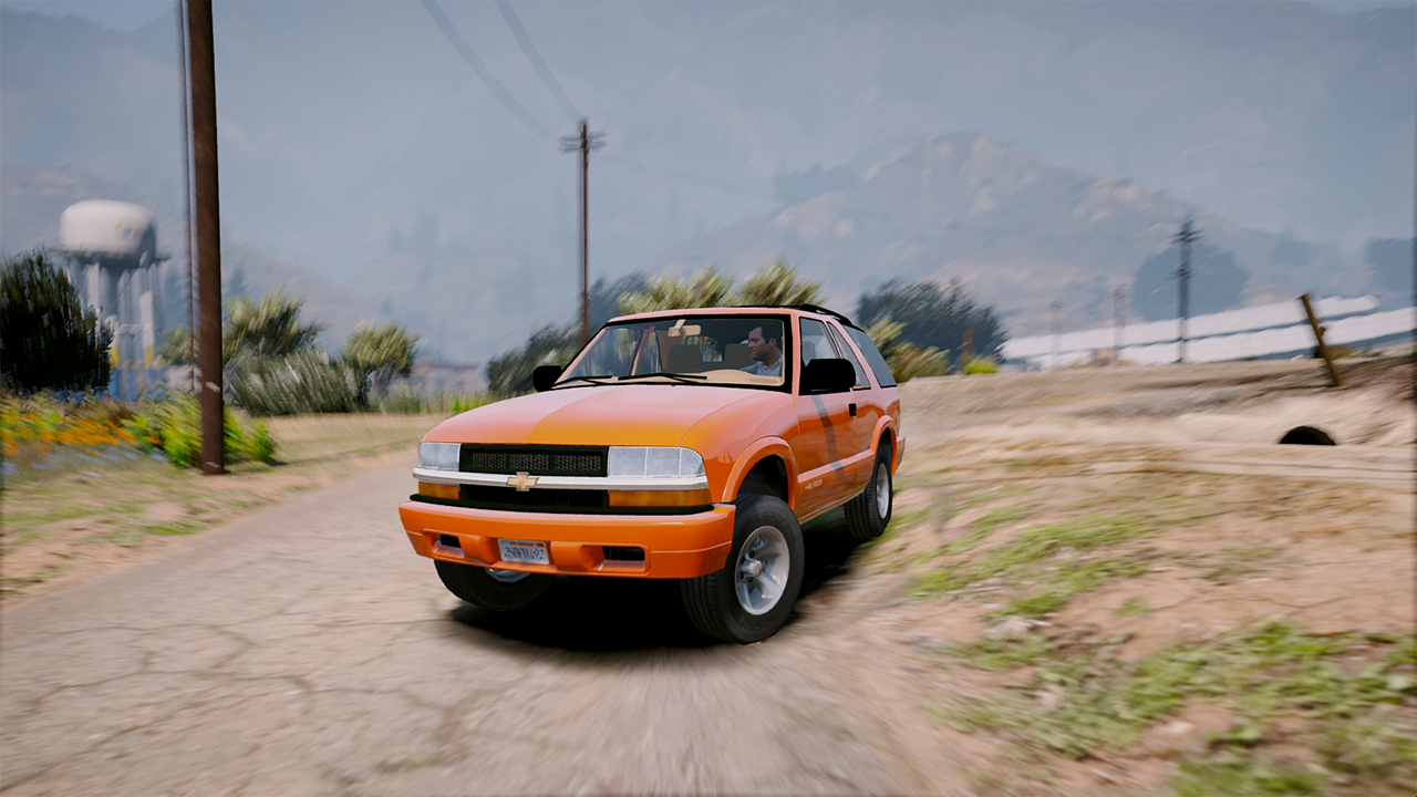2001 Chevrolet Blazer [Add-On / Replace] - GTA5-Mods.com