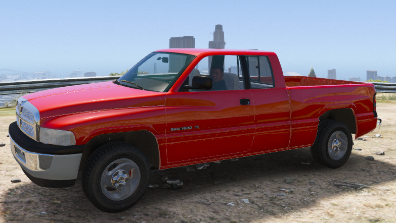 2001 dodge ram 1500 club cab replace gta5. Black Bedroom Furniture Sets. Home Design Ideas