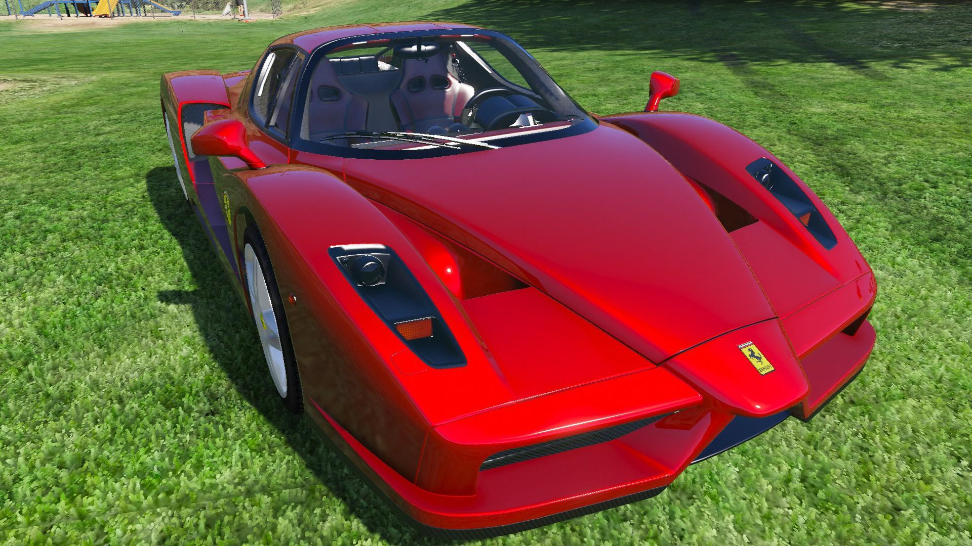2002 Ferrari Enzo Ferrari Gta5 Mods Com