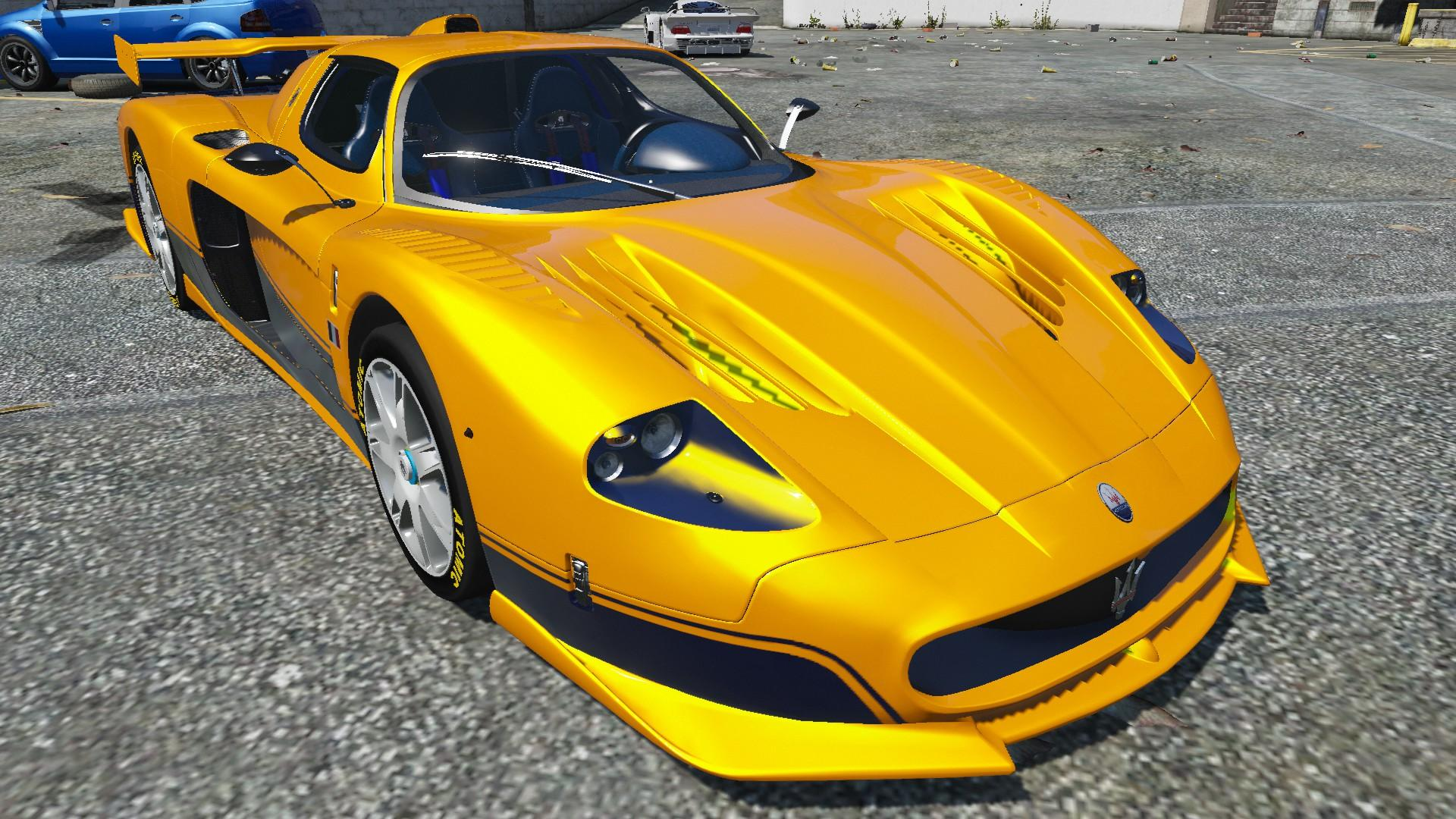 2004 maserati mc12 gta5. Black Bedroom Furniture Sets. Home Design Ideas