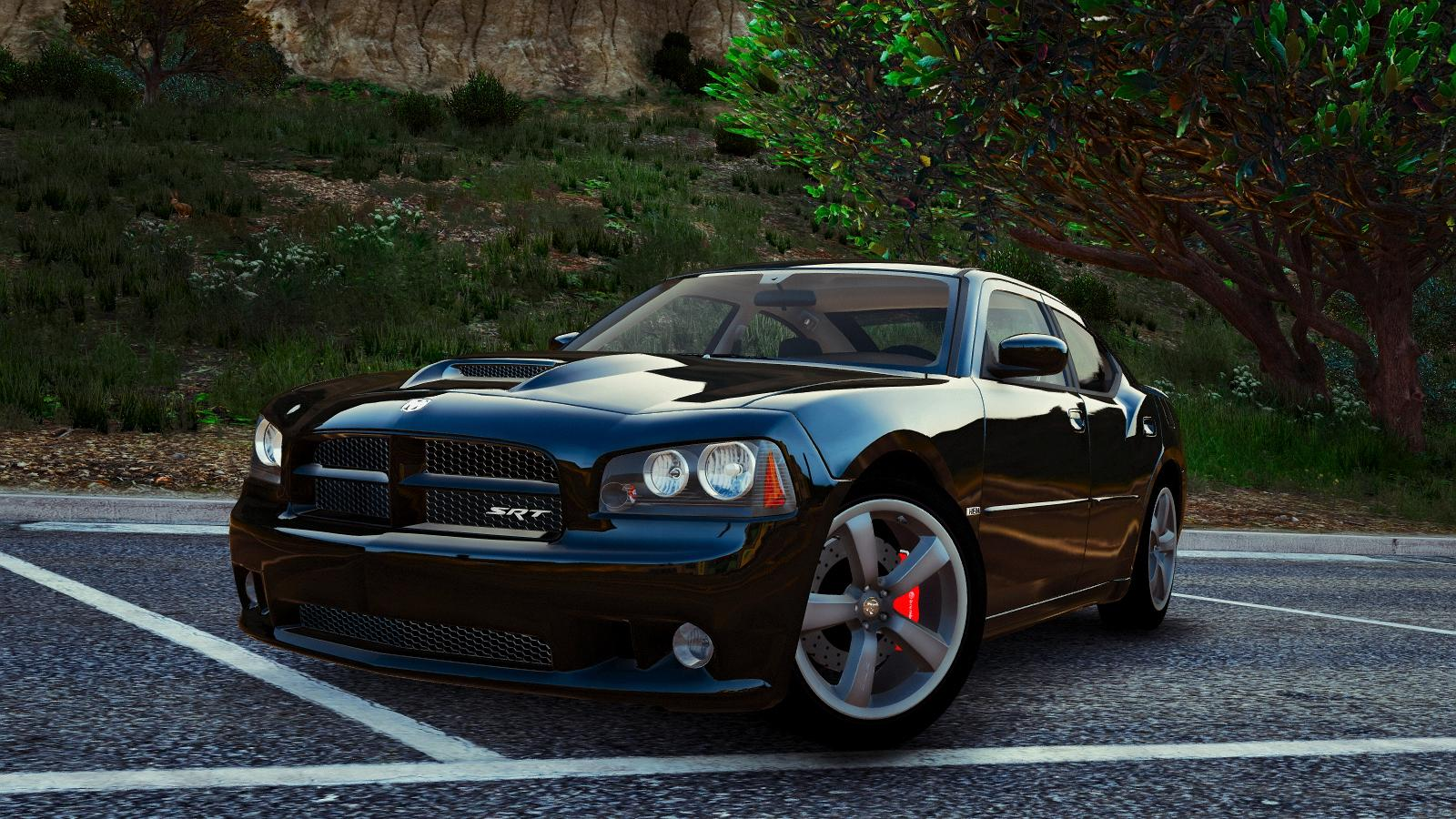 2006 dodge charger srt