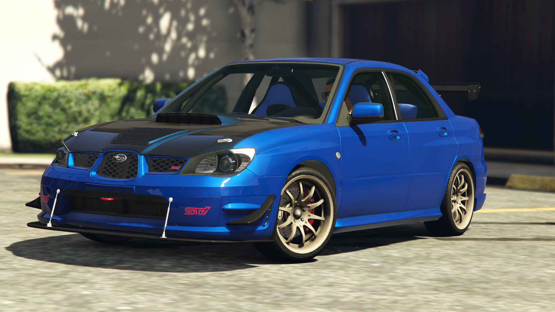 2006 subaru impreza wrx sti tuning gta5. Black Bedroom Furniture Sets. Home Design Ideas