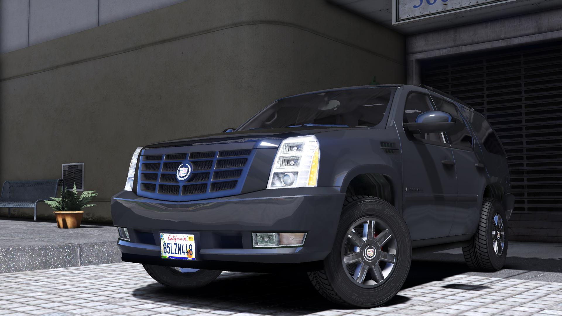 2007 cadillac escalade template hq engine gta5. Black Bedroom Furniture Sets. Home Design Ideas