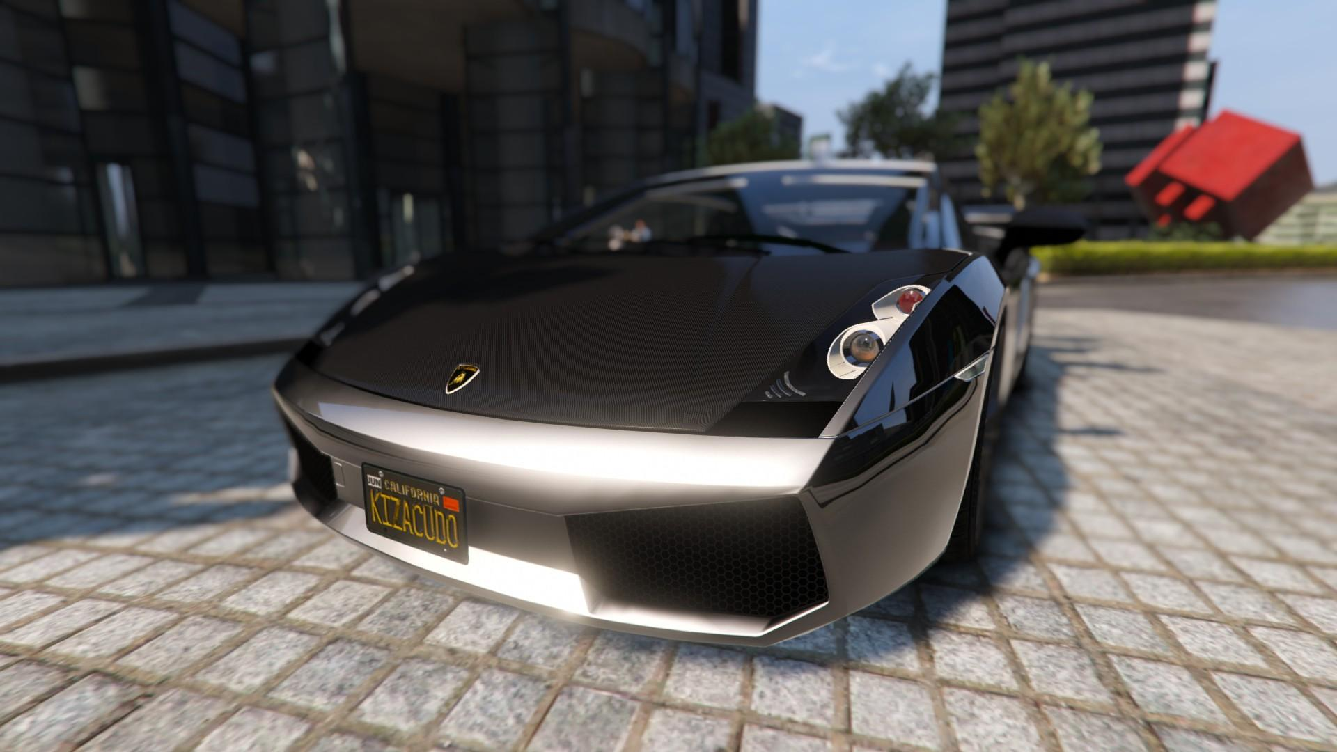 2007 Lamborghini Gallardo Superleggera Gta5 Mods Com