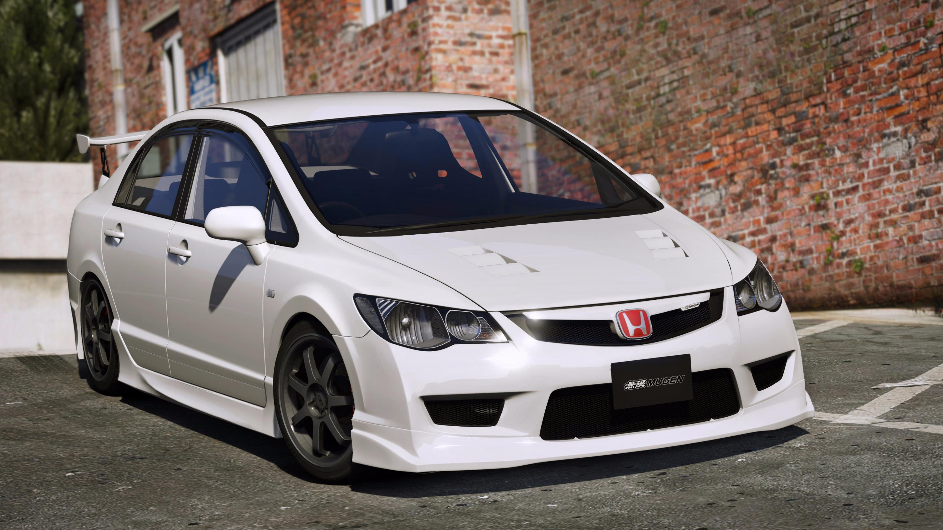 2008 honda civic type r fd2 mugen j 39 s racing rhd gta5. Black Bedroom Furniture Sets. Home Design Ideas