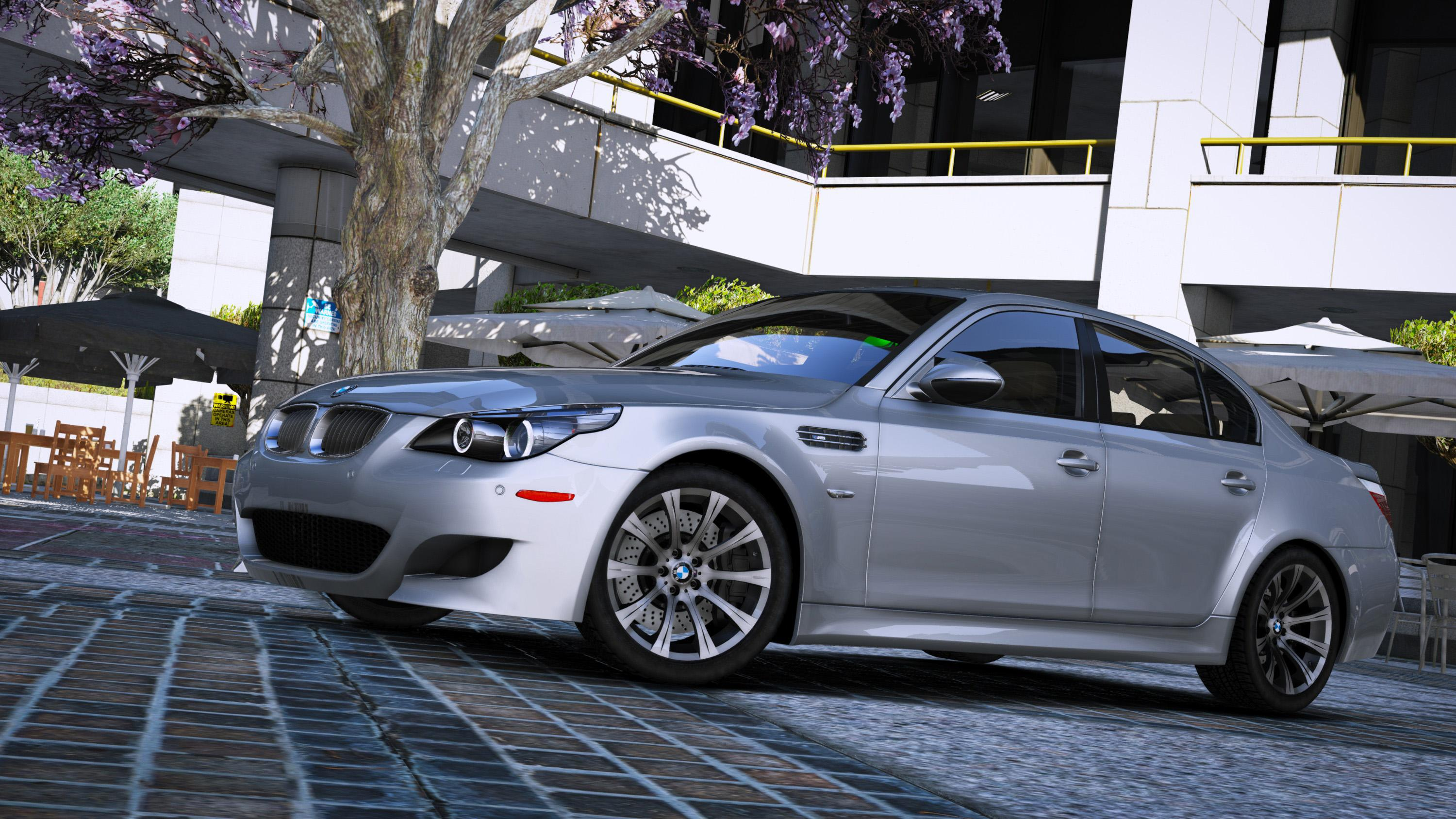 2009 bmw m5 e60 add on gta5. Black Bedroom Furniture Sets. Home Design Ideas