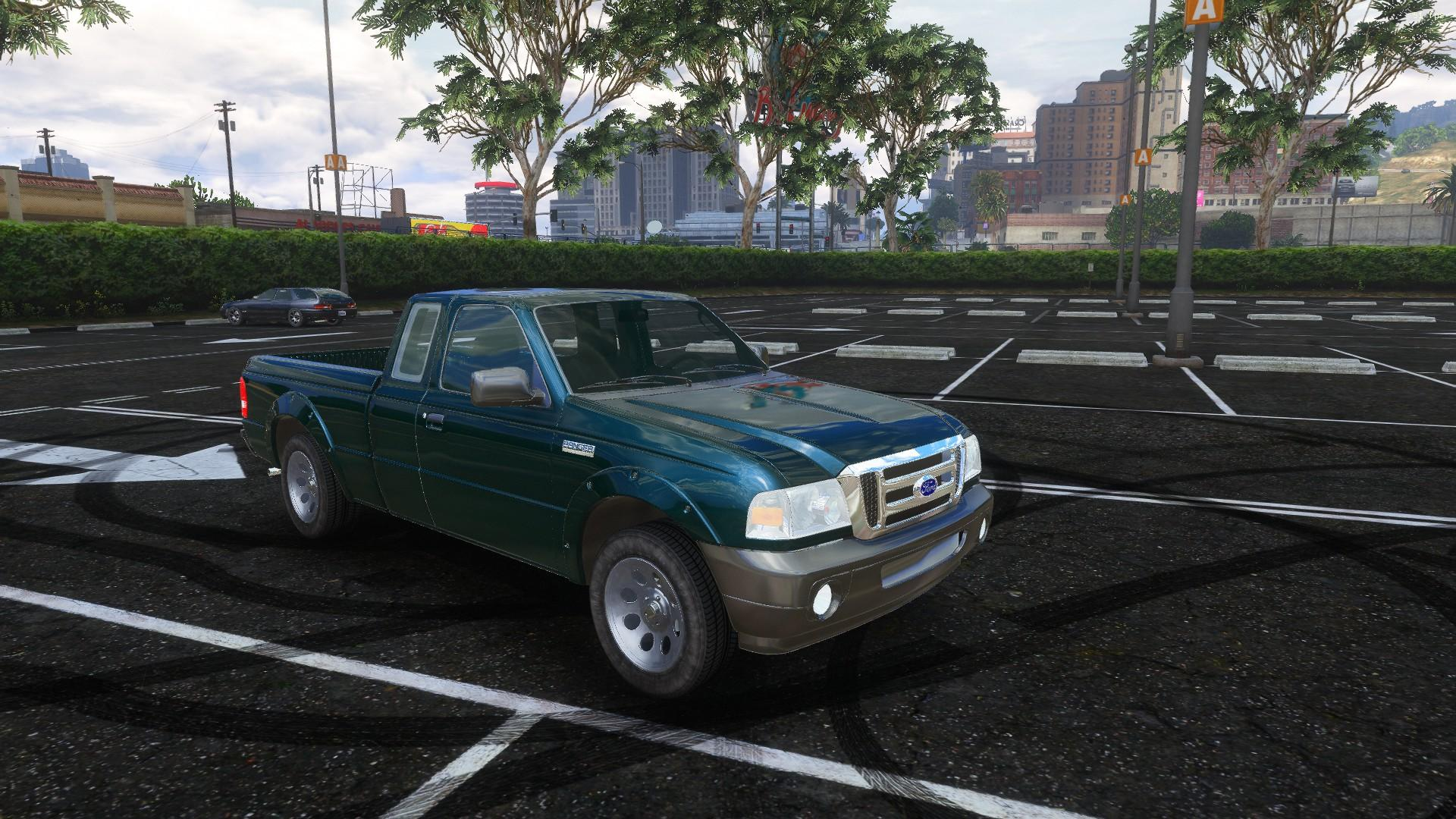 2009 ford ranger gta5. Black Bedroom Furniture Sets. Home Design Ideas