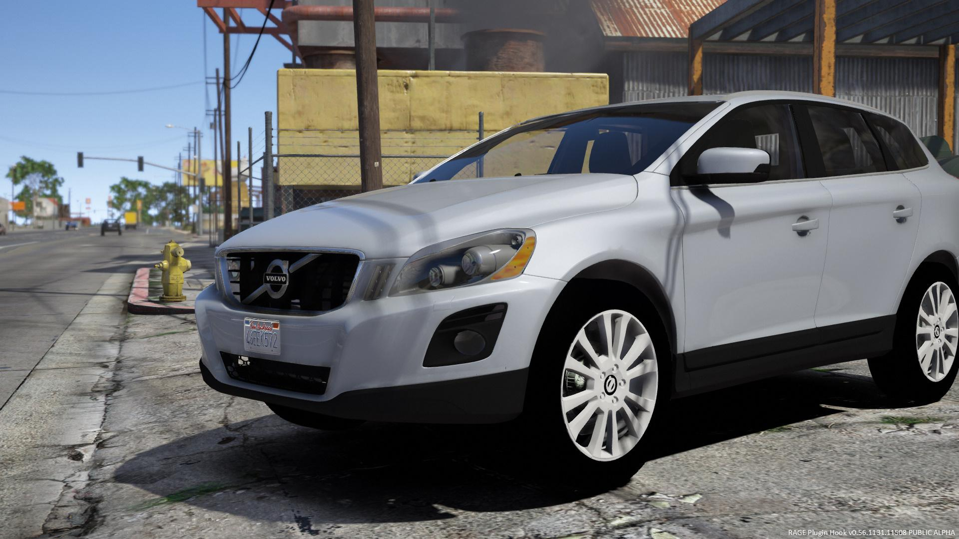 2009 volvo xc60 dev version gta5. Black Bedroom Furniture Sets. Home Design Ideas