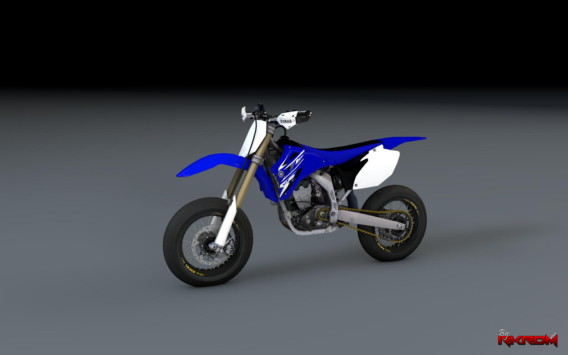 2009 yamaha yzf250 supermotard add on gta5. Black Bedroom Furniture Sets. Home Design Ideas