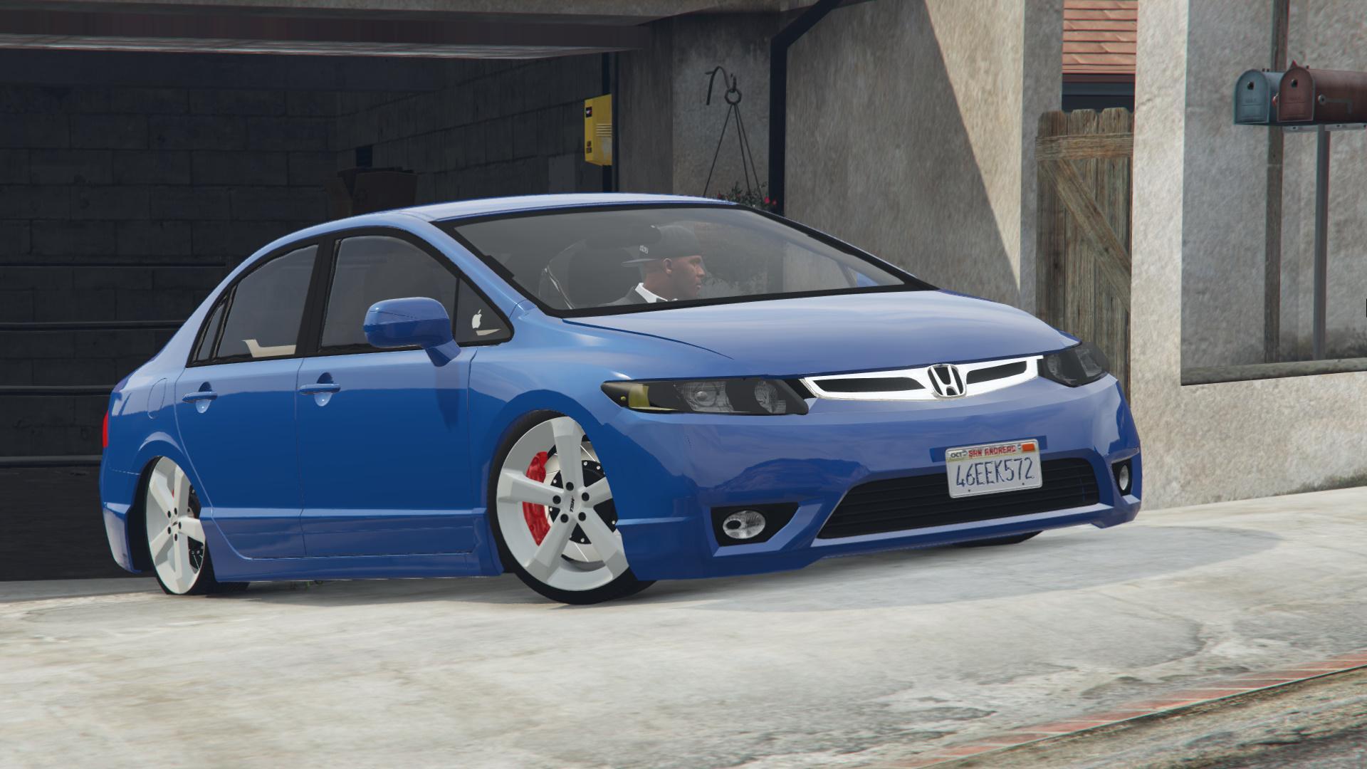 2010 honda new civic lxl gta5 for Honda civic new