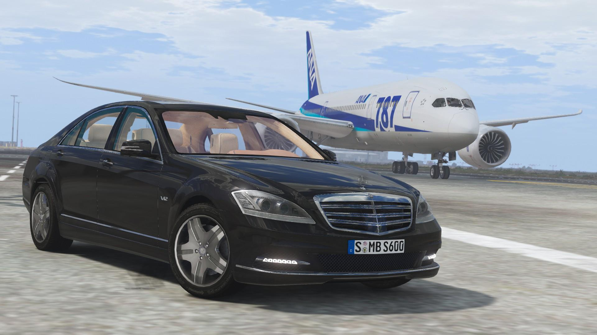 2010 mercedes benz s 600 l add on tuning gta5 for Mercedes benz add