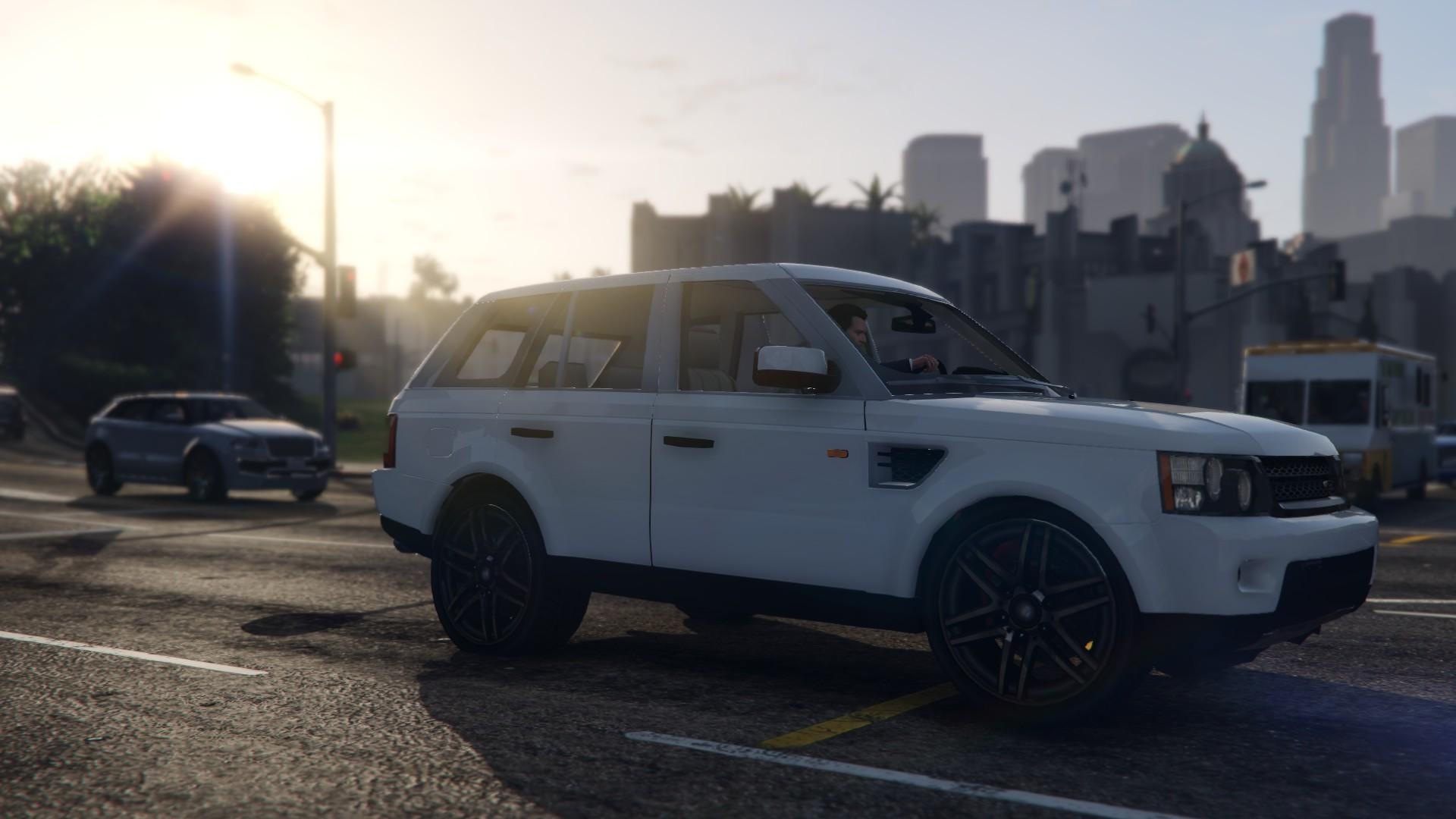 2010 range rover sport gta5. Black Bedroom Furniture Sets. Home Design Ideas
