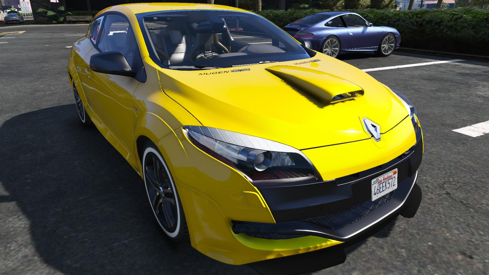2010 renault megane rs 250 3 gta5. Black Bedroom Furniture Sets. Home Design Ideas