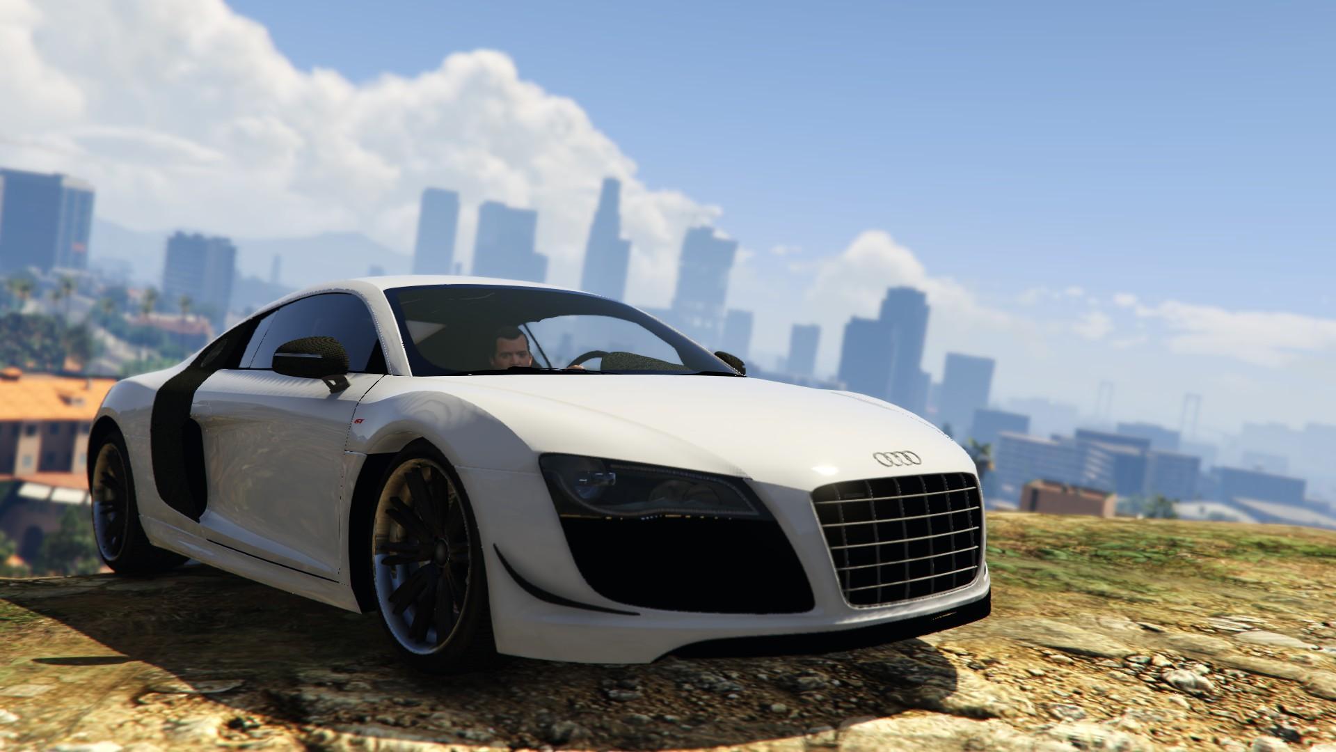 2011 Audi R8 Gt Gta5 Mods Com