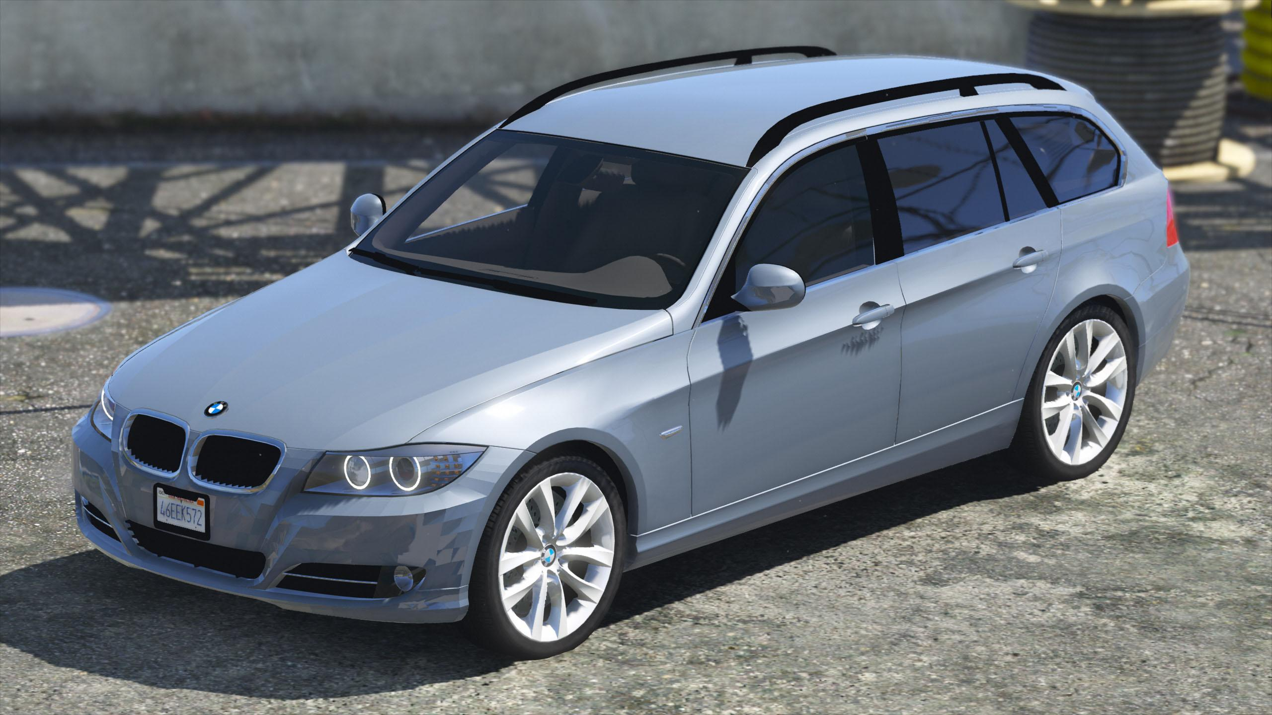 2011 bmw 330d touring stock gta5. Black Bedroom Furniture Sets. Home Design Ideas