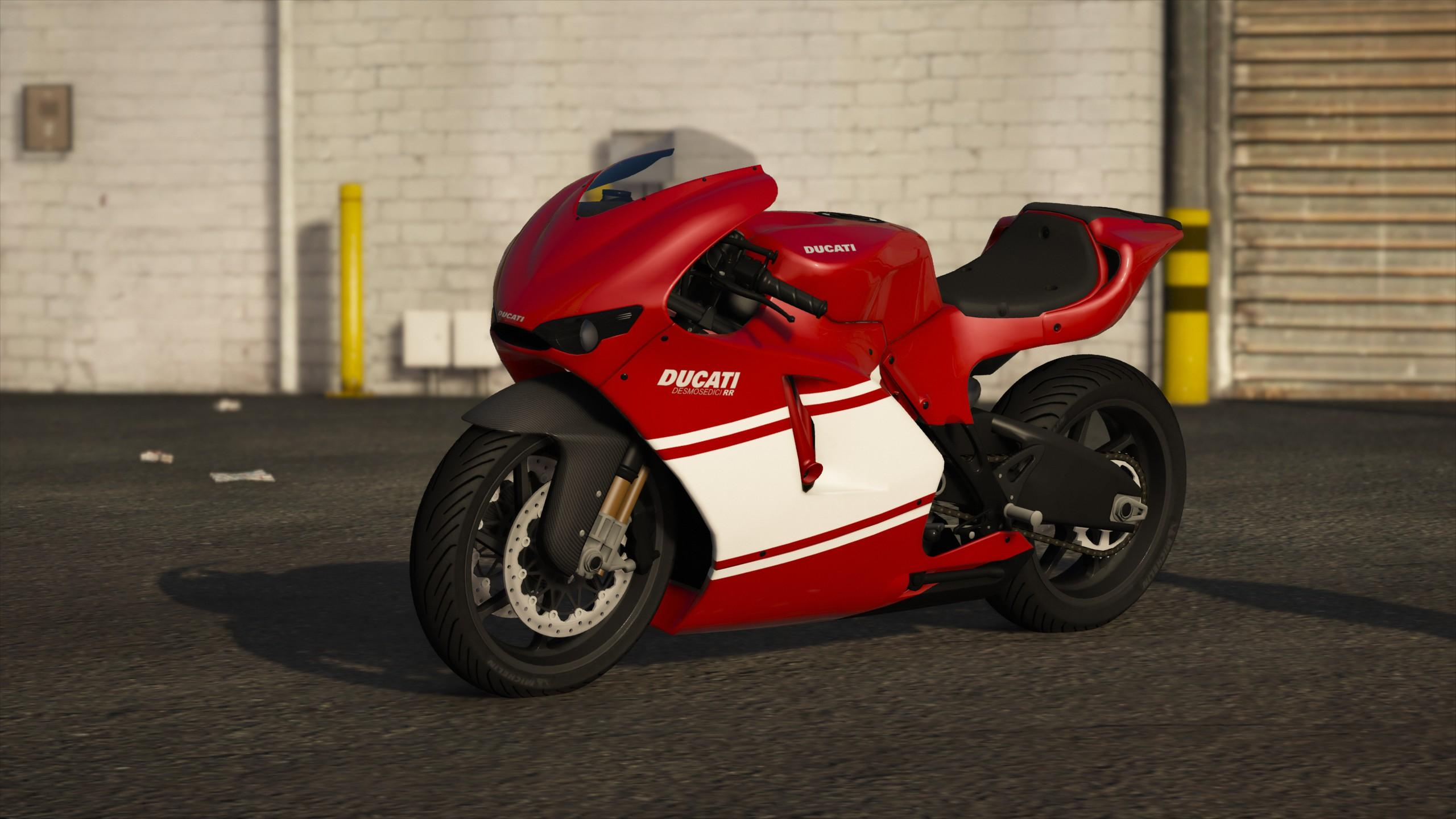 2012 Ducati Desmosedici Add On Tuning Liveries