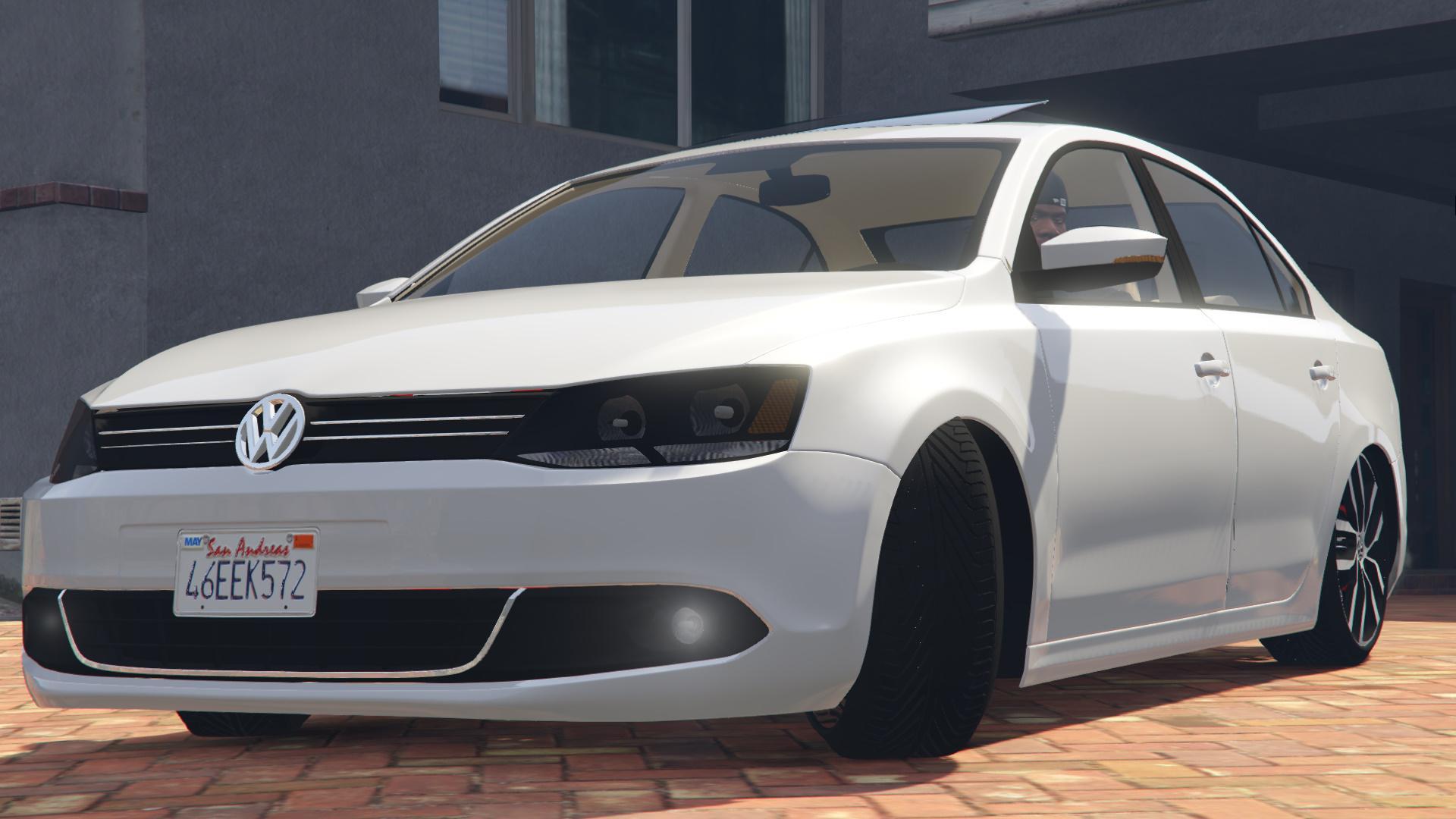2012 Volkswagen Jetta 2.0 - GTA5-Mods.com