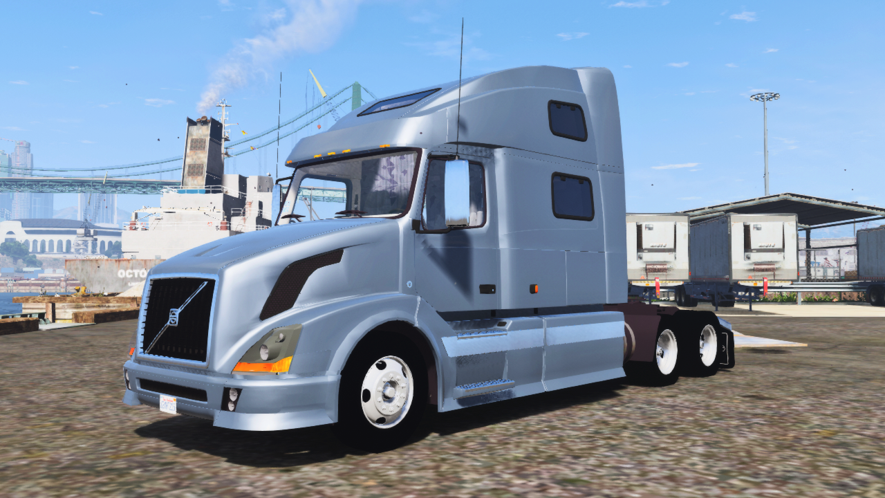 2012 Volvo VNL 780 Truck [Livery / Extras / Add-On / Replace