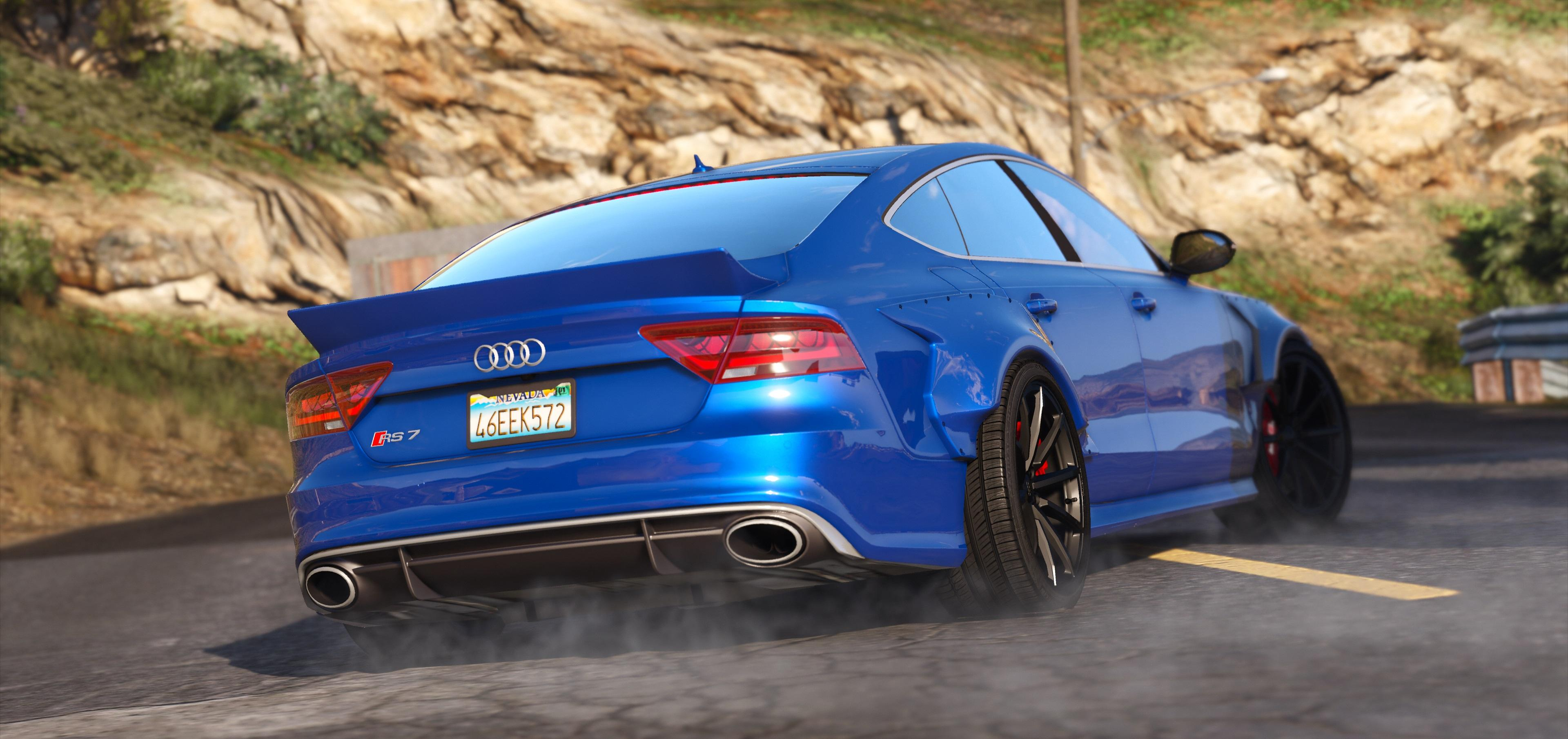 2013 Audi RS7 - GTA5-Mods.com