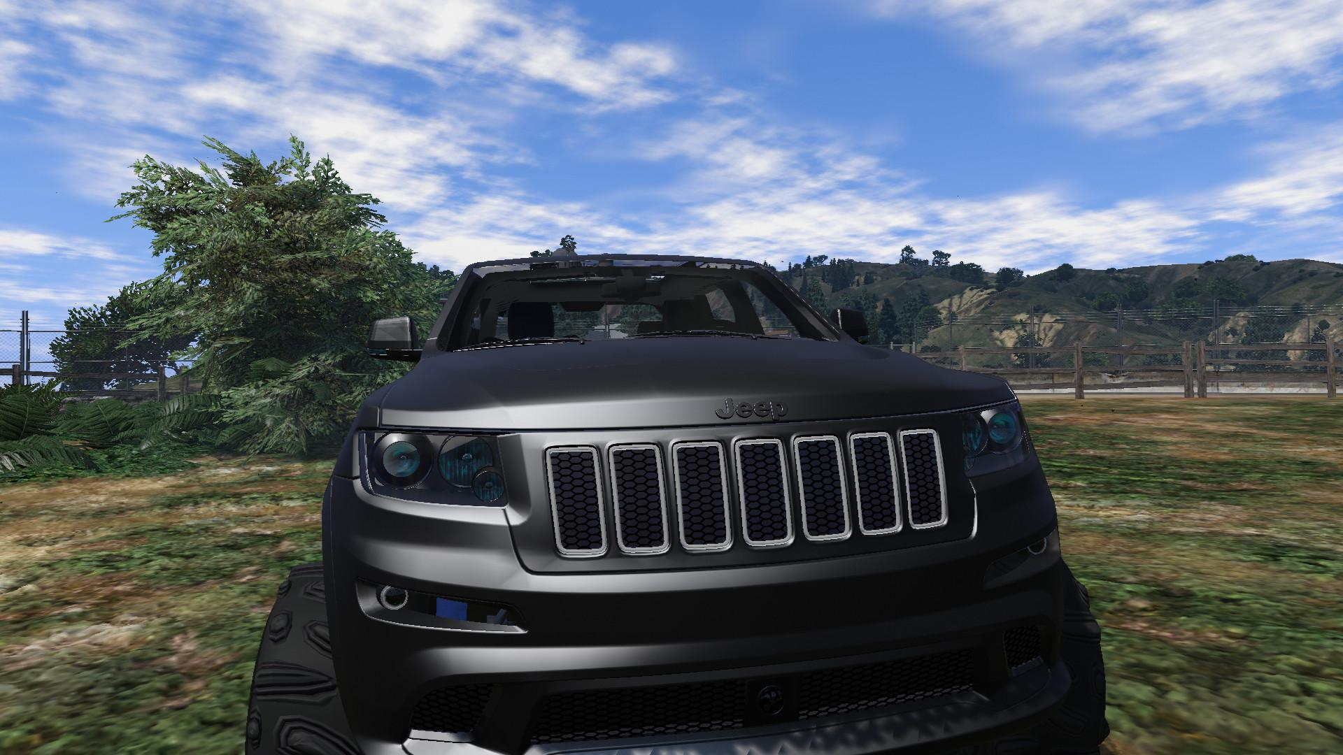 2013 Jeep Grand Cherokee Srt 8 Series Iv Gta5 Mods Com
