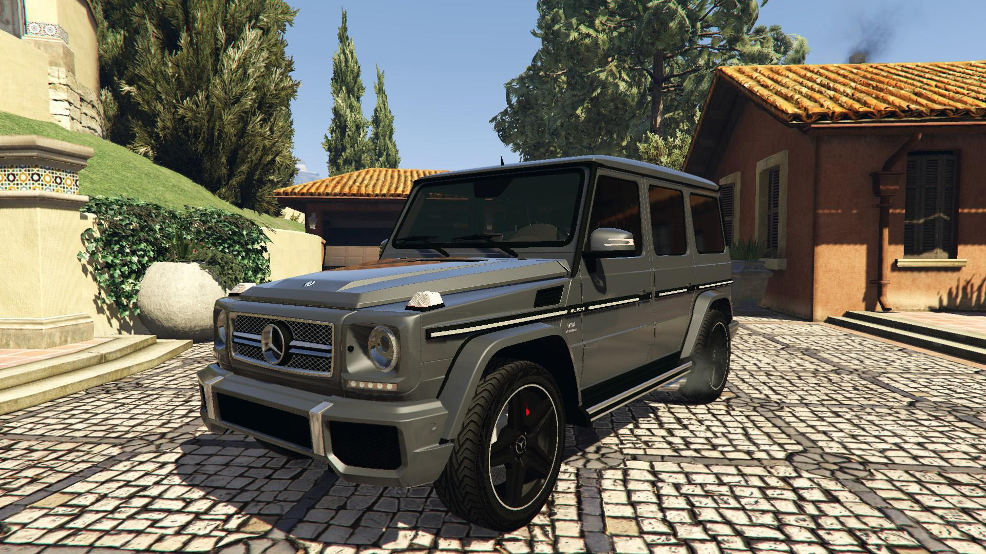 2013 mercedes benz g65 amg add on replace tuning for Mercedes benz mods