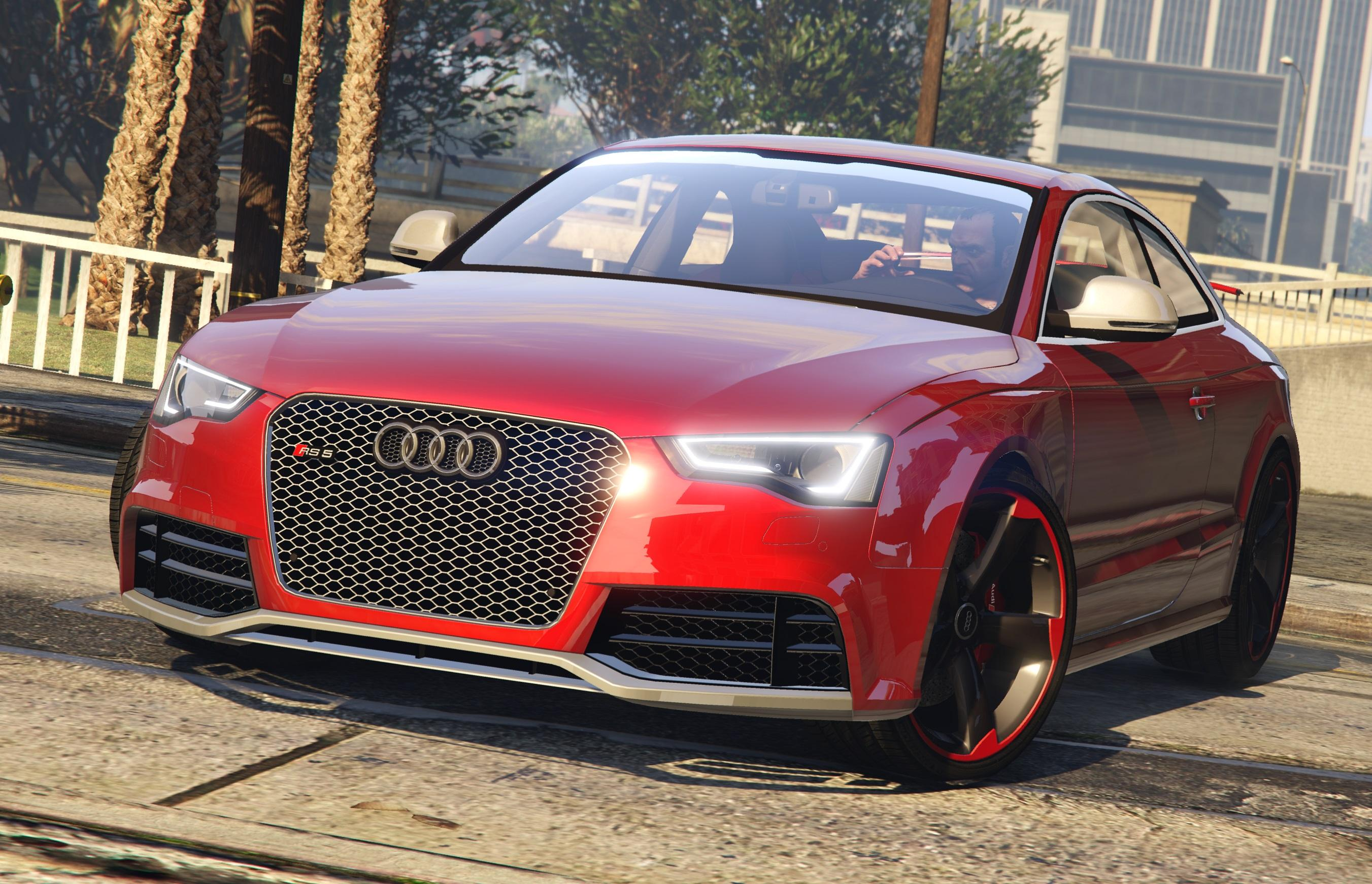 2014 audi rs5 gta5. Black Bedroom Furniture Sets. Home Design Ideas