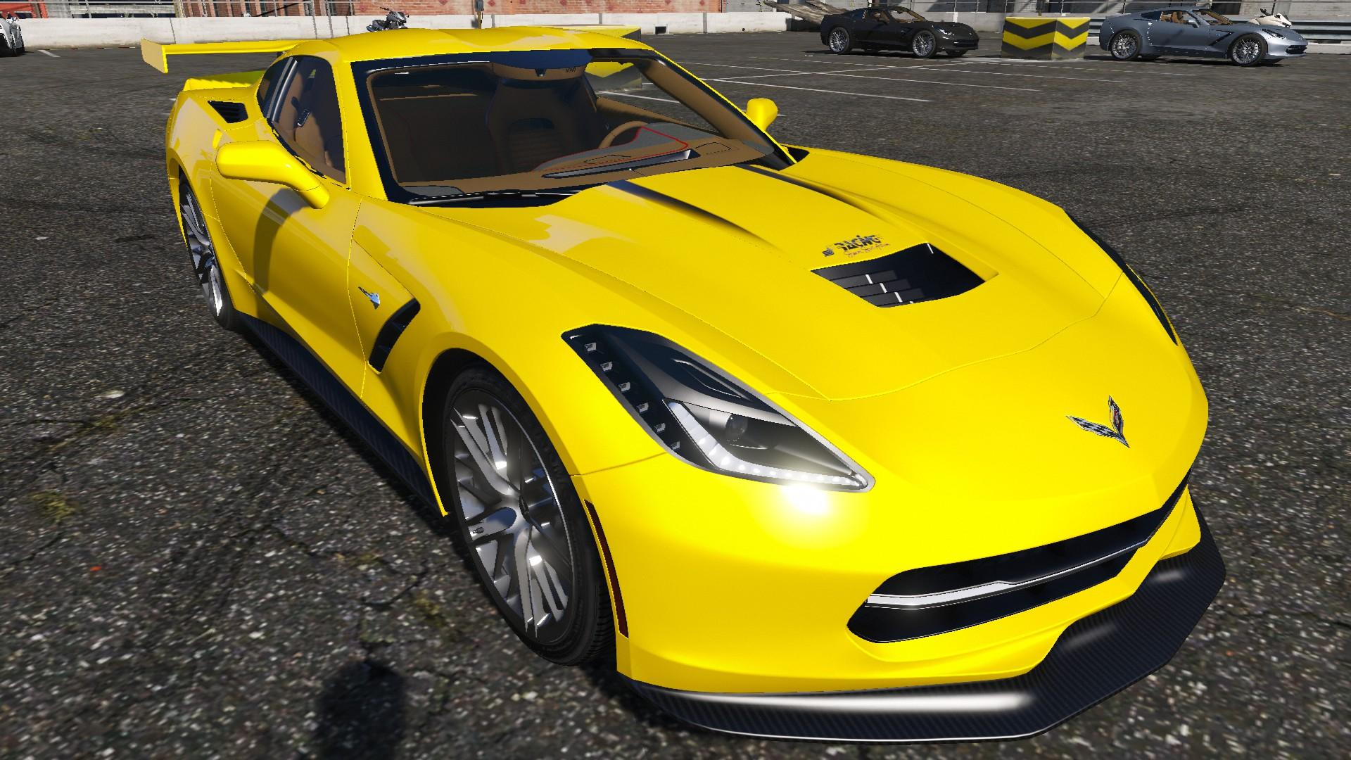 2014 chevrolet corvette stingray c7 gta5. Black Bedroom Furniture Sets. Home Design Ideas
