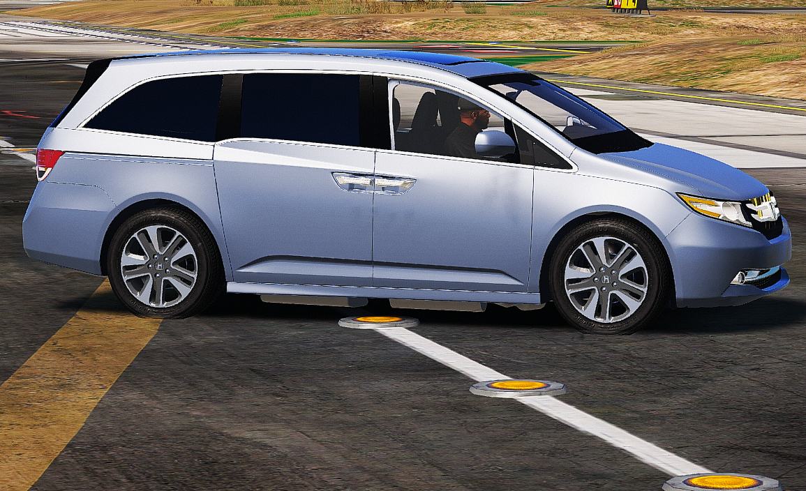 2014 Honda Odyssey Touring Gta5 Mods Com