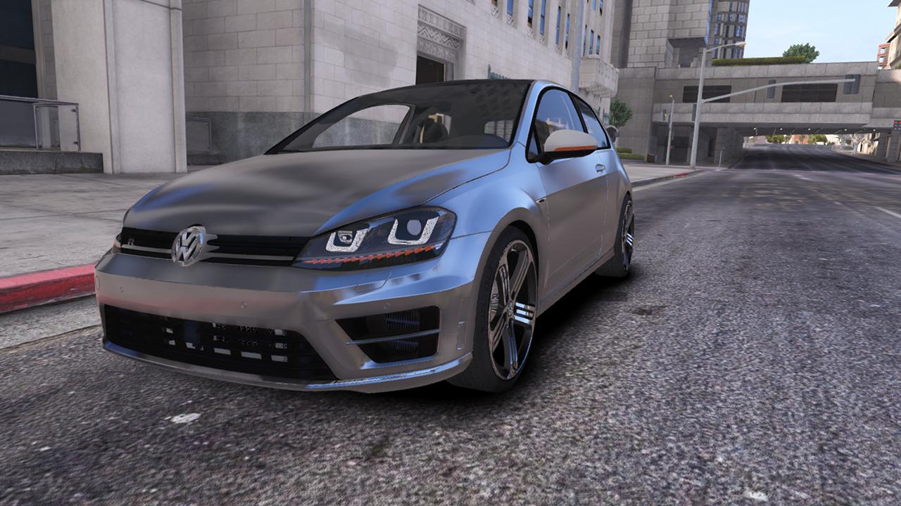 2014 Volkswagen Golf R - GTA5-Mods.com