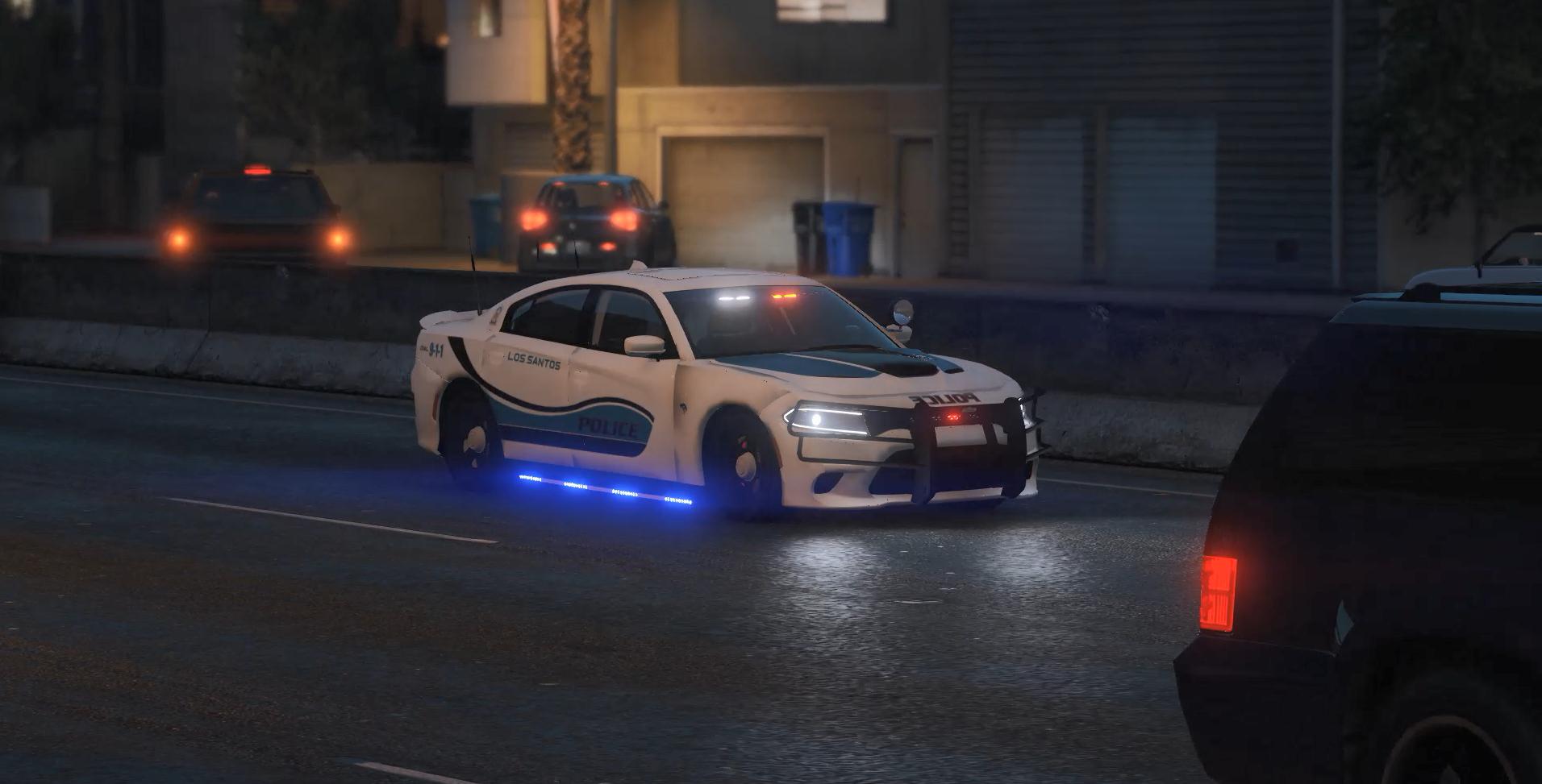 2015 - 2018 Dodge Charger SRT Hellcat [ELS] - GTA5-Mods.com