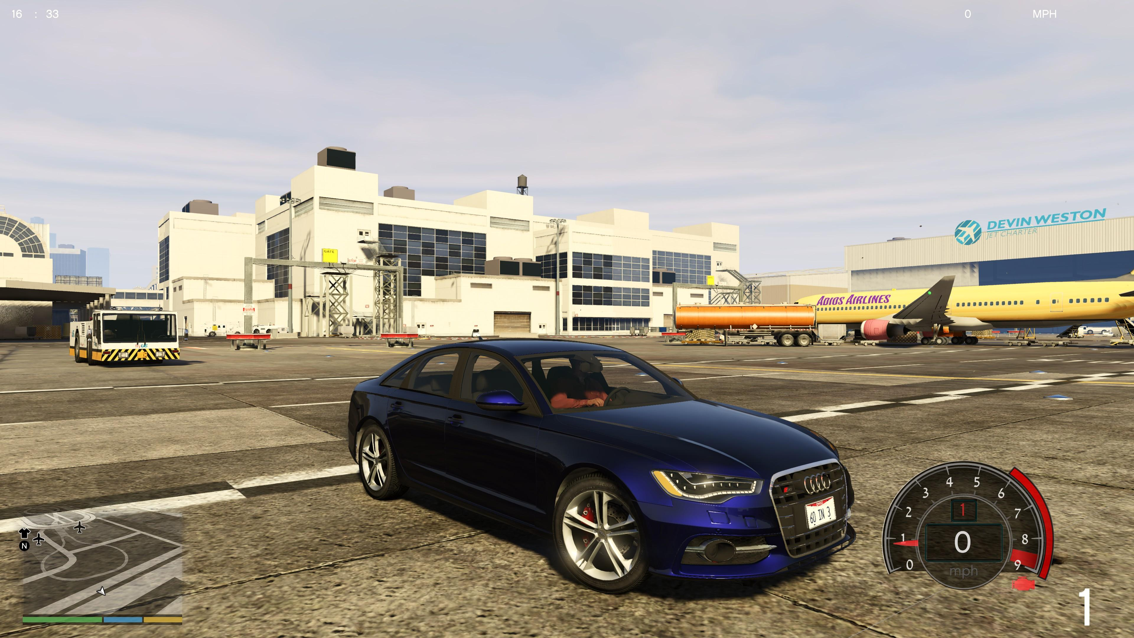2015 audi s6 4 0t gta5. Black Bedroom Furniture Sets. Home Design Ideas