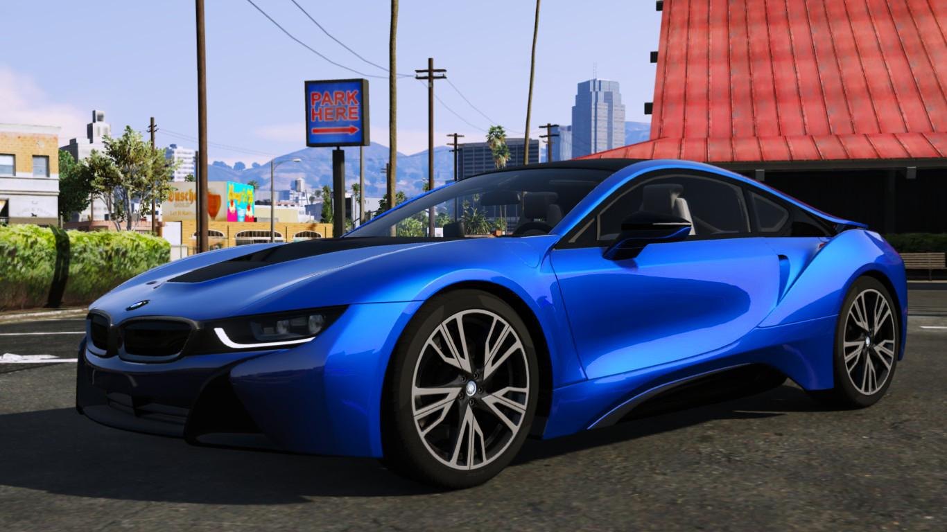 2015 bmw i8 add on gta5. Black Bedroom Furniture Sets. Home Design Ideas