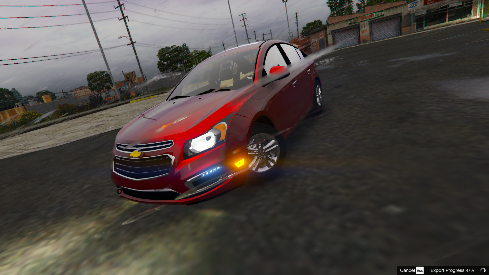 2015 Chevrolet Cruze LTZ Sedan - GTA5-Mods.com