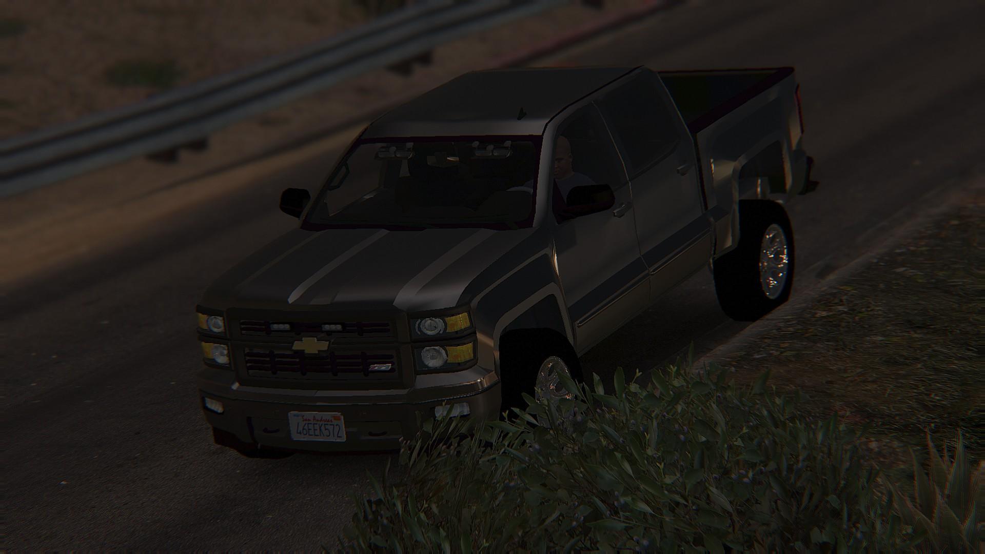 2015 Chevy Silverado Unmarked Gta5 Mods Com