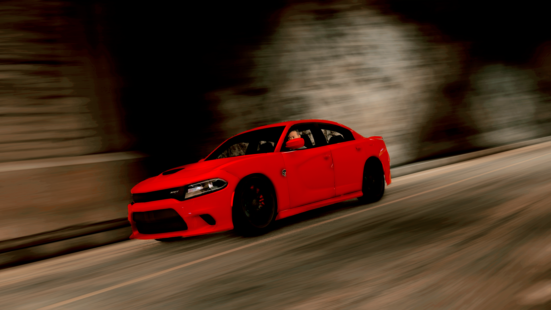 2015 Dodge Charger Hellcat Srt Add On Replace Gta5