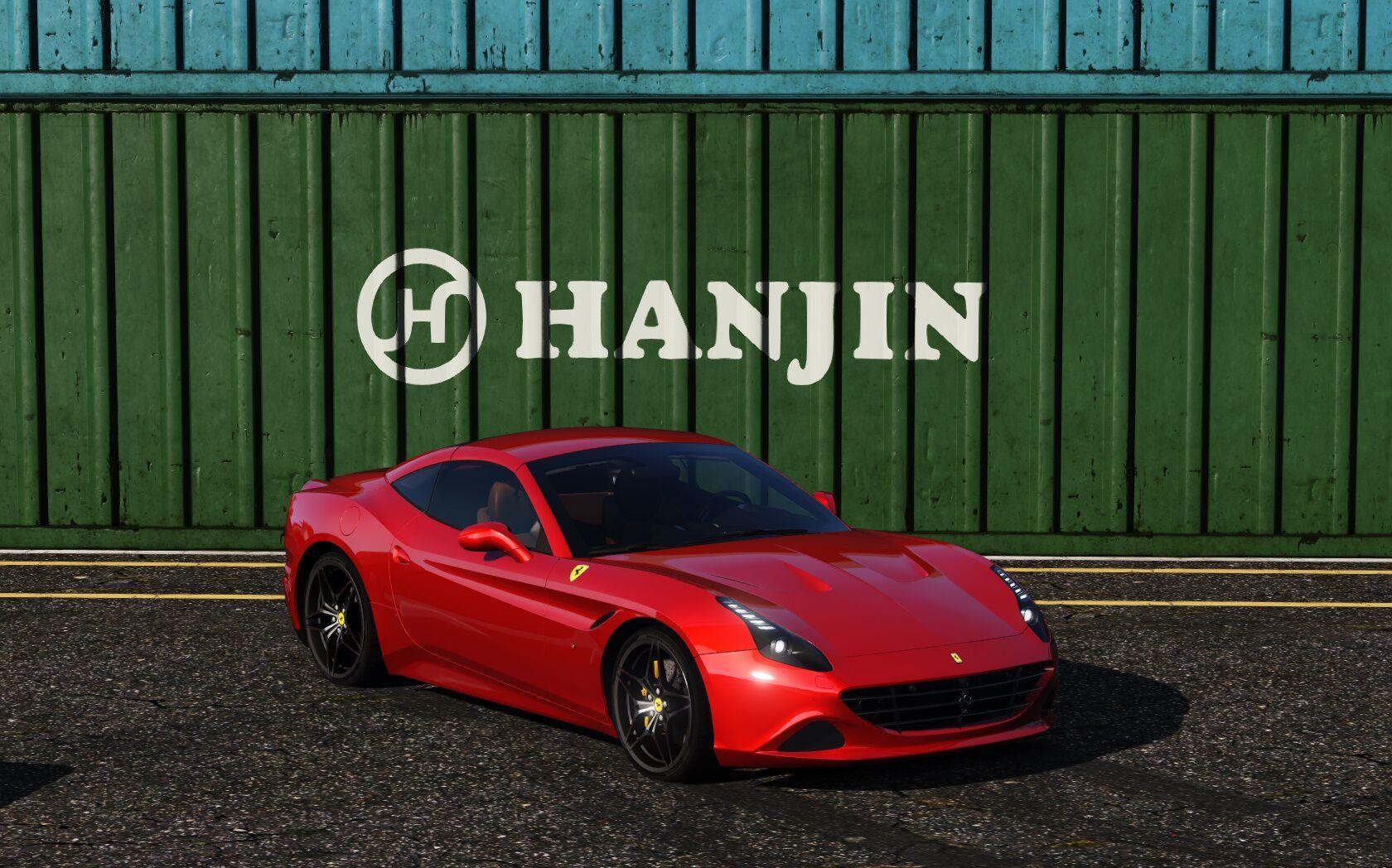 2015 Ferrari California TAutomatic Convertible - GTA5 ...