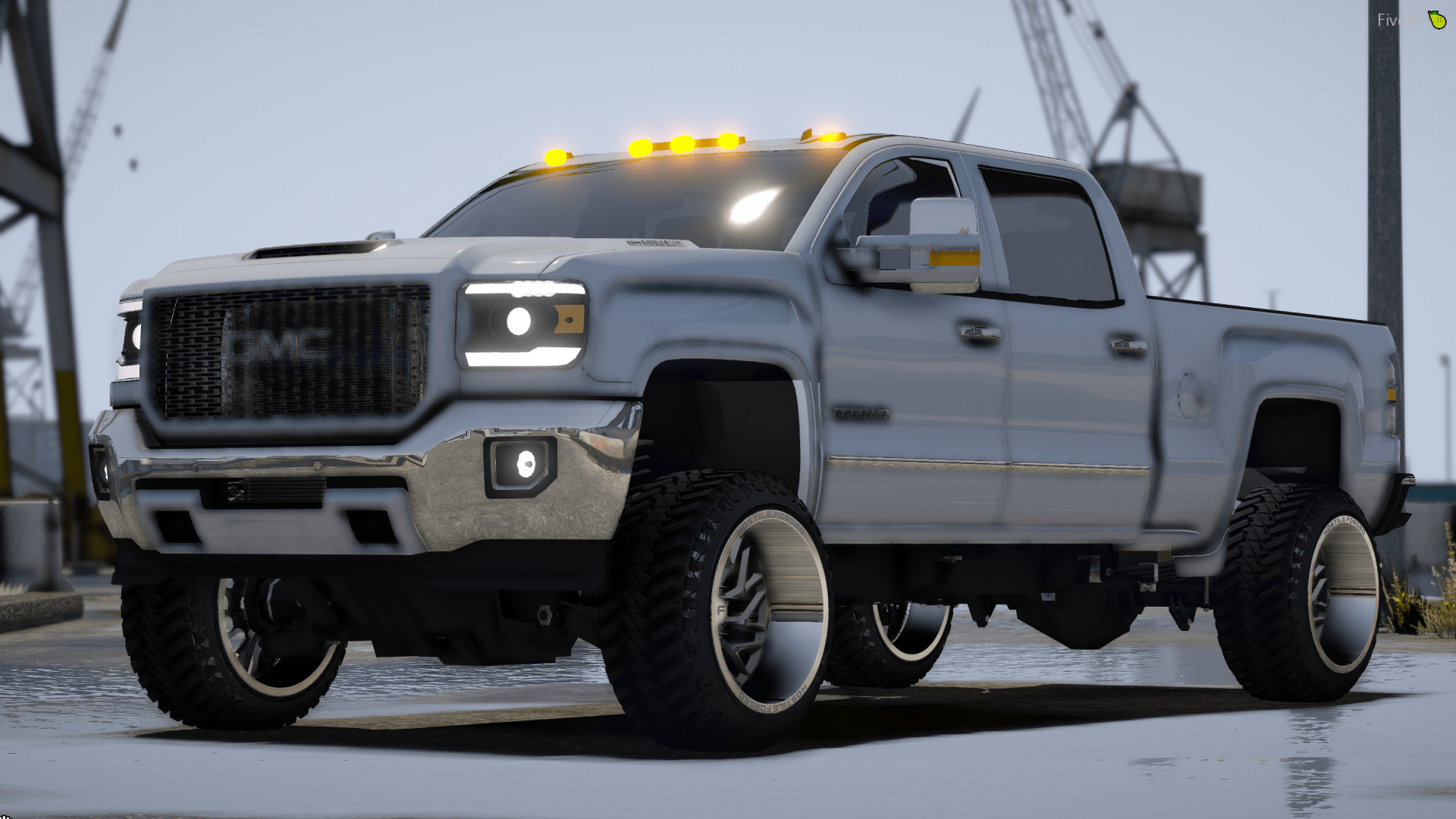 2015 GMC Sierra Denali 2500HD - GTA5-Mods.com