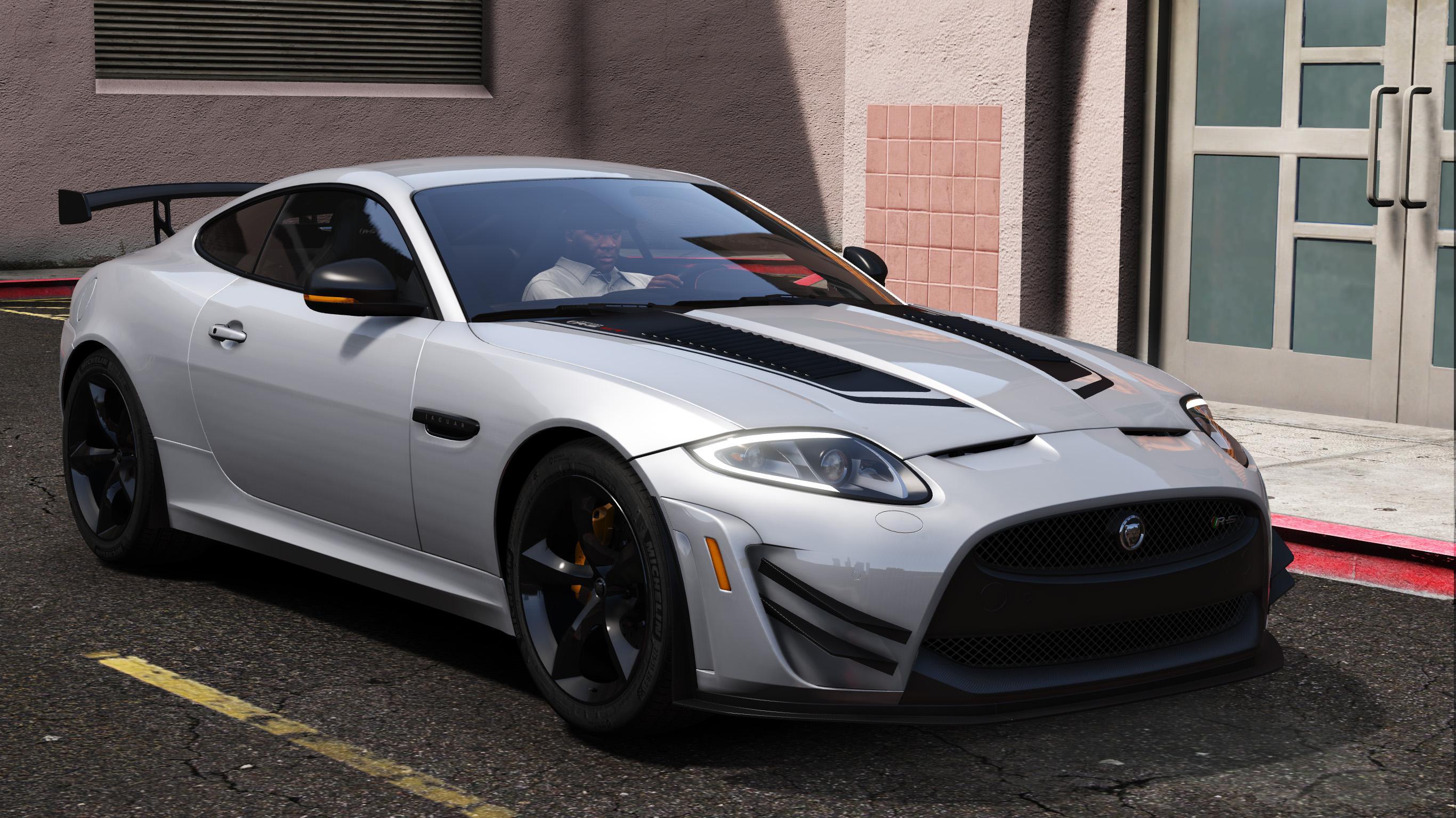 2015 Jaguar XKR-S GT Add-On  - GTA5-Mods.com