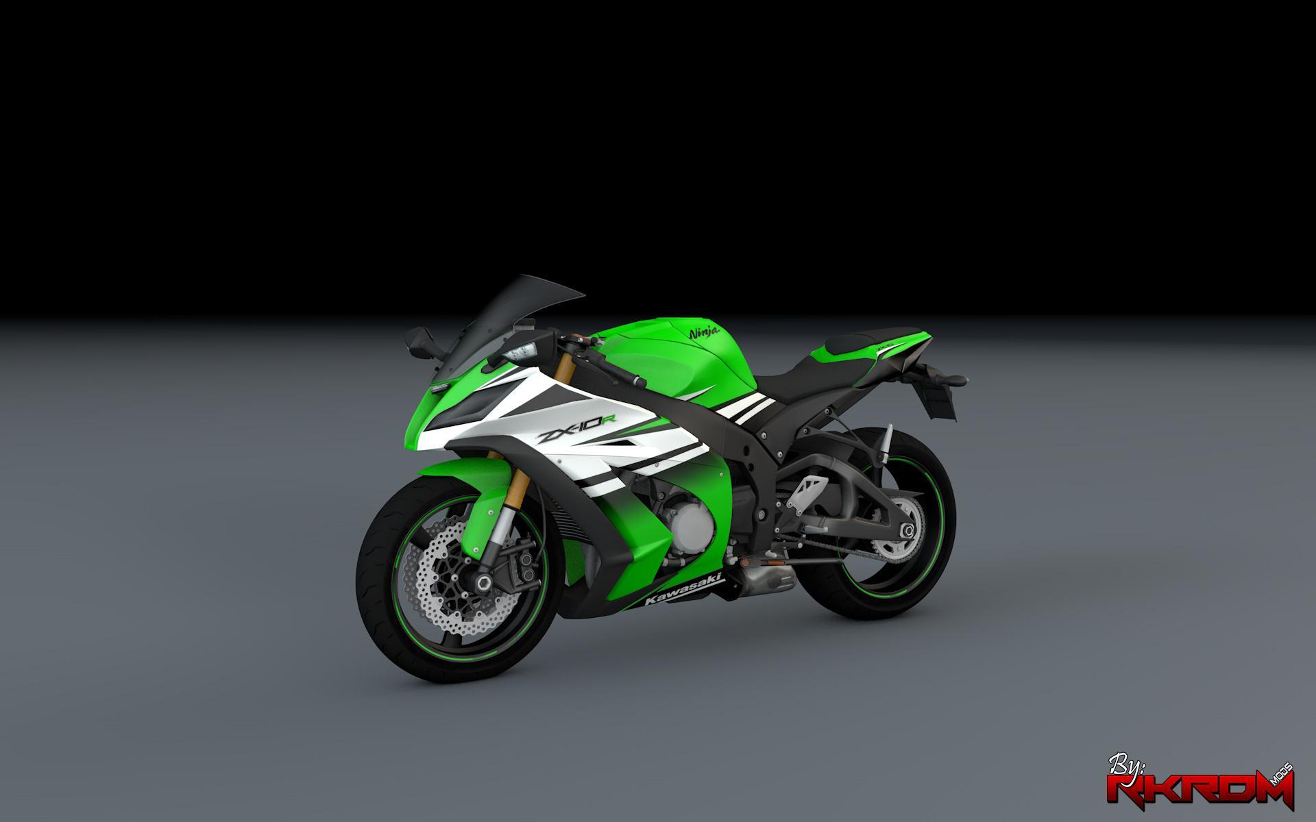 2015 Kawasaki Ninja Zx 10r Add On Gta5 Modscom