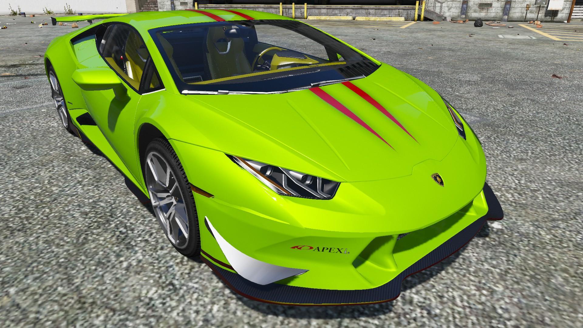 2015 Lamborghini Huracan Lp 610 4 Gta5 Mods Com