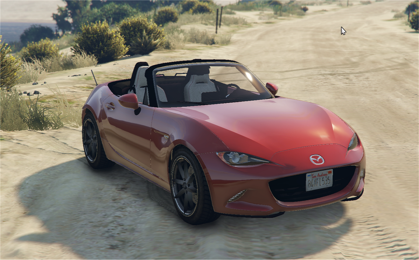2015 mazda mx 5 replace gta5. Black Bedroom Furniture Sets. Home Design Ideas