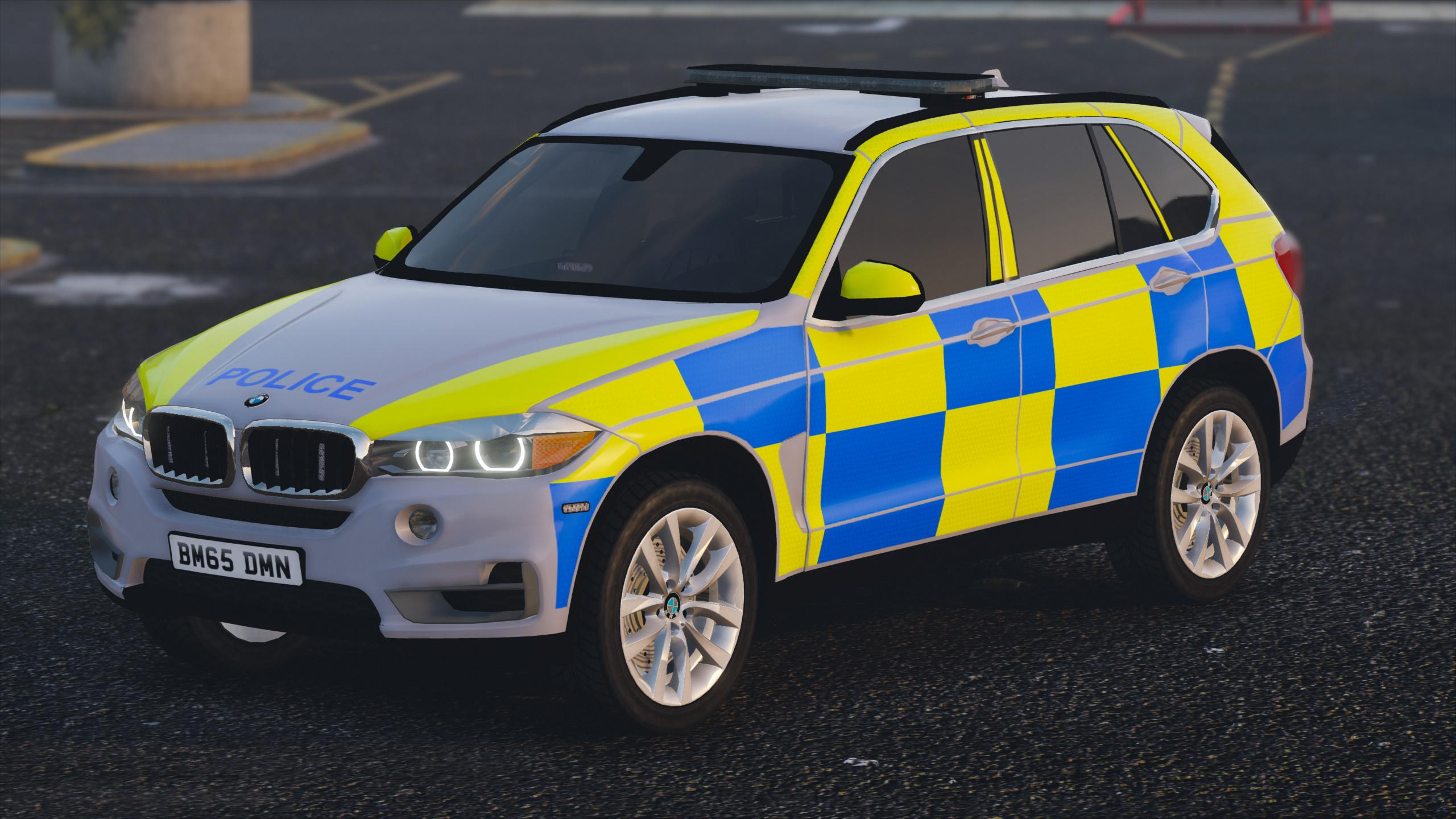 2015 Police Bmw X5 Gta5 Mods Com