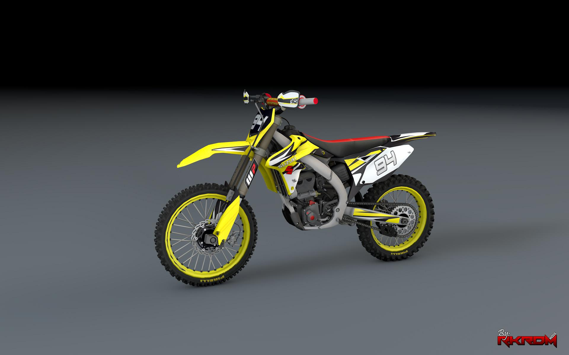 2015 suzuki rmz 250 version 2 gta5. Black Bedroom Furniture Sets. Home Design Ideas