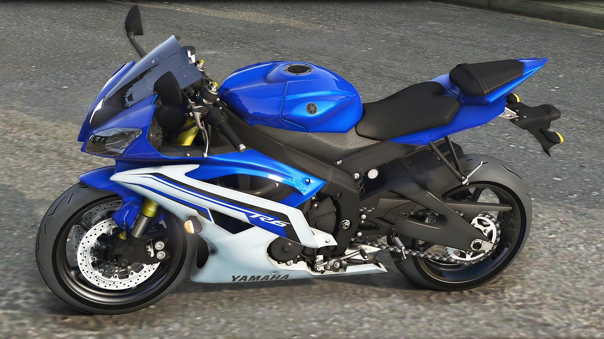 2015 yamaha yzf r6 addons tuning gta5. Black Bedroom Furniture Sets. Home Design Ideas