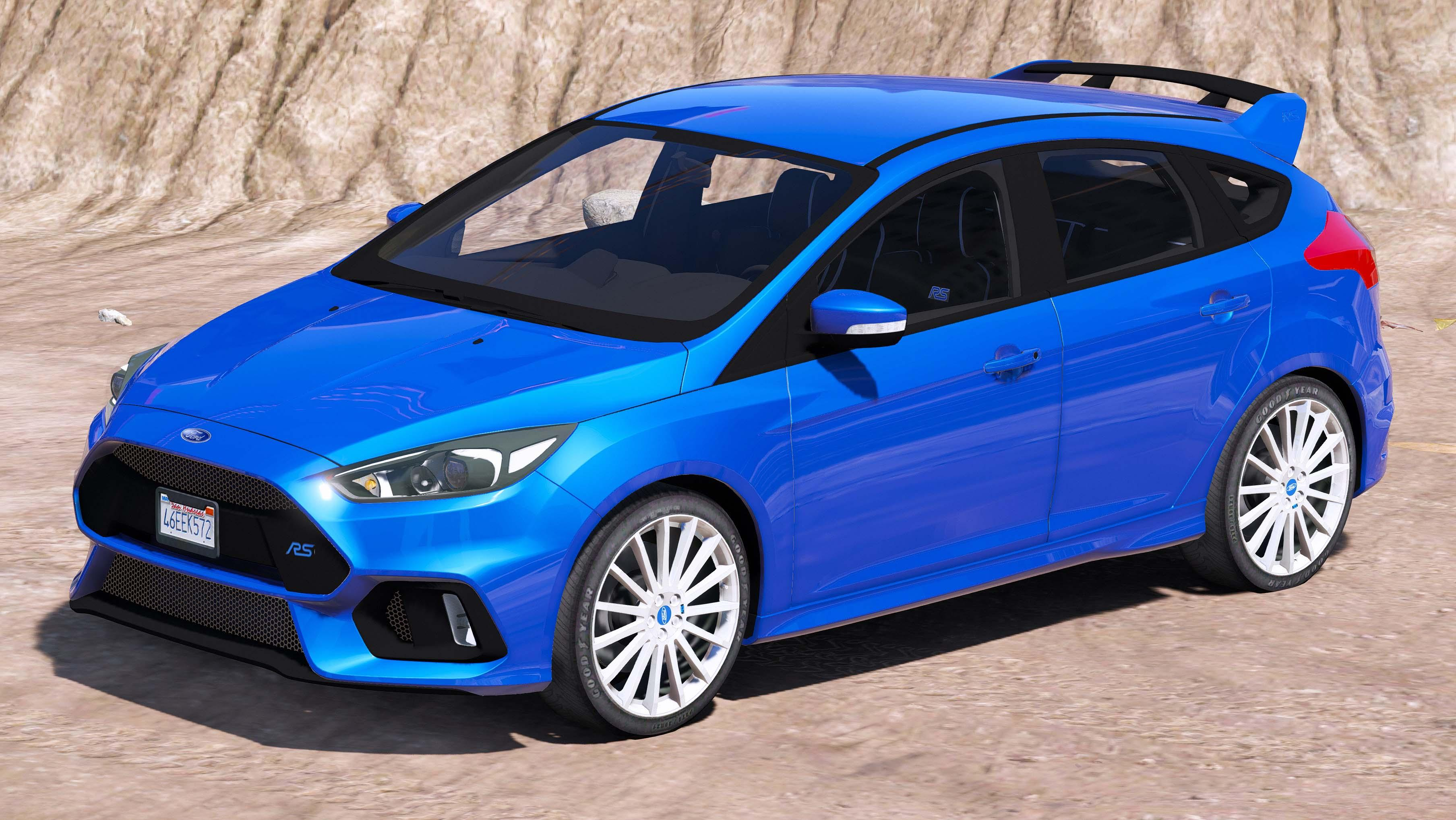 2016  2017 Ford Focus Rs