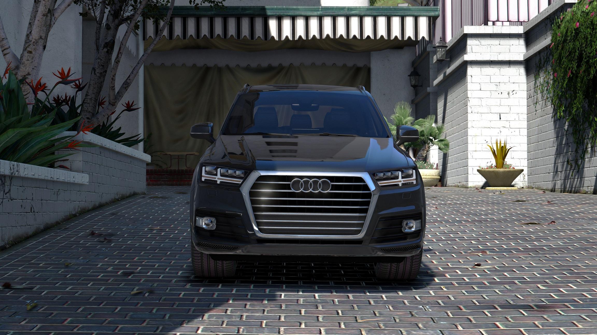 2016 Audi Q7 Gta5 Mods Com