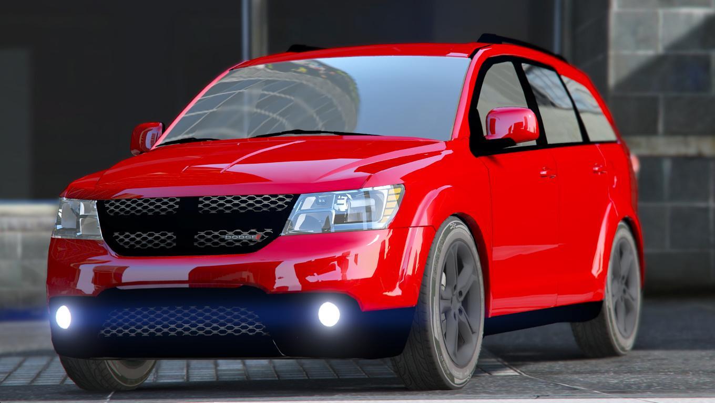 Dodge Journey Crossroad >> 2016 Dodge Journey Crossroad - GTA5-Mods.com