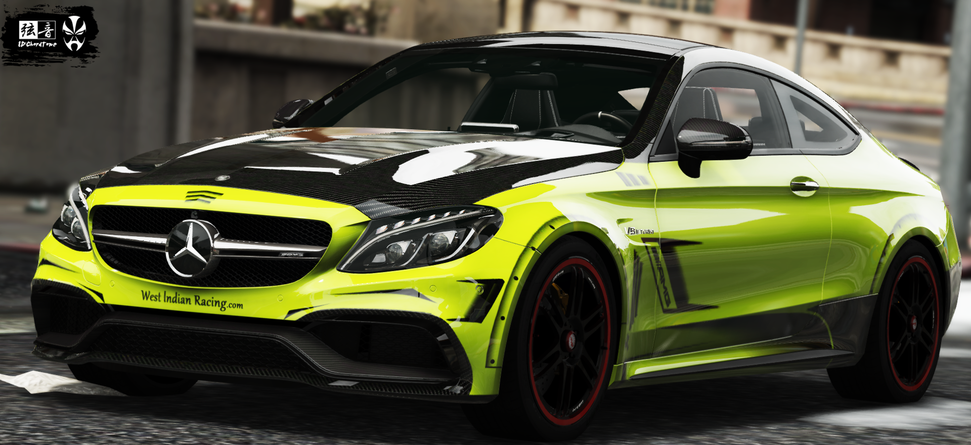 2016 Mercedes Benz Amg C63 S Uniform(reference From Fh3